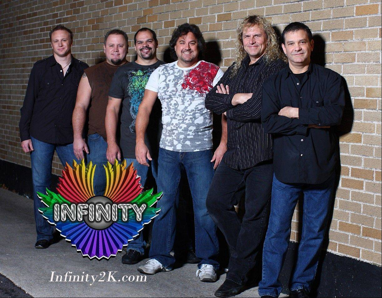 Rock tribute band Infinity is a headliner this year at Glendale Heights Fest. The returning favorite takes the stage at 8:30 p.m. Saturday, July 9.