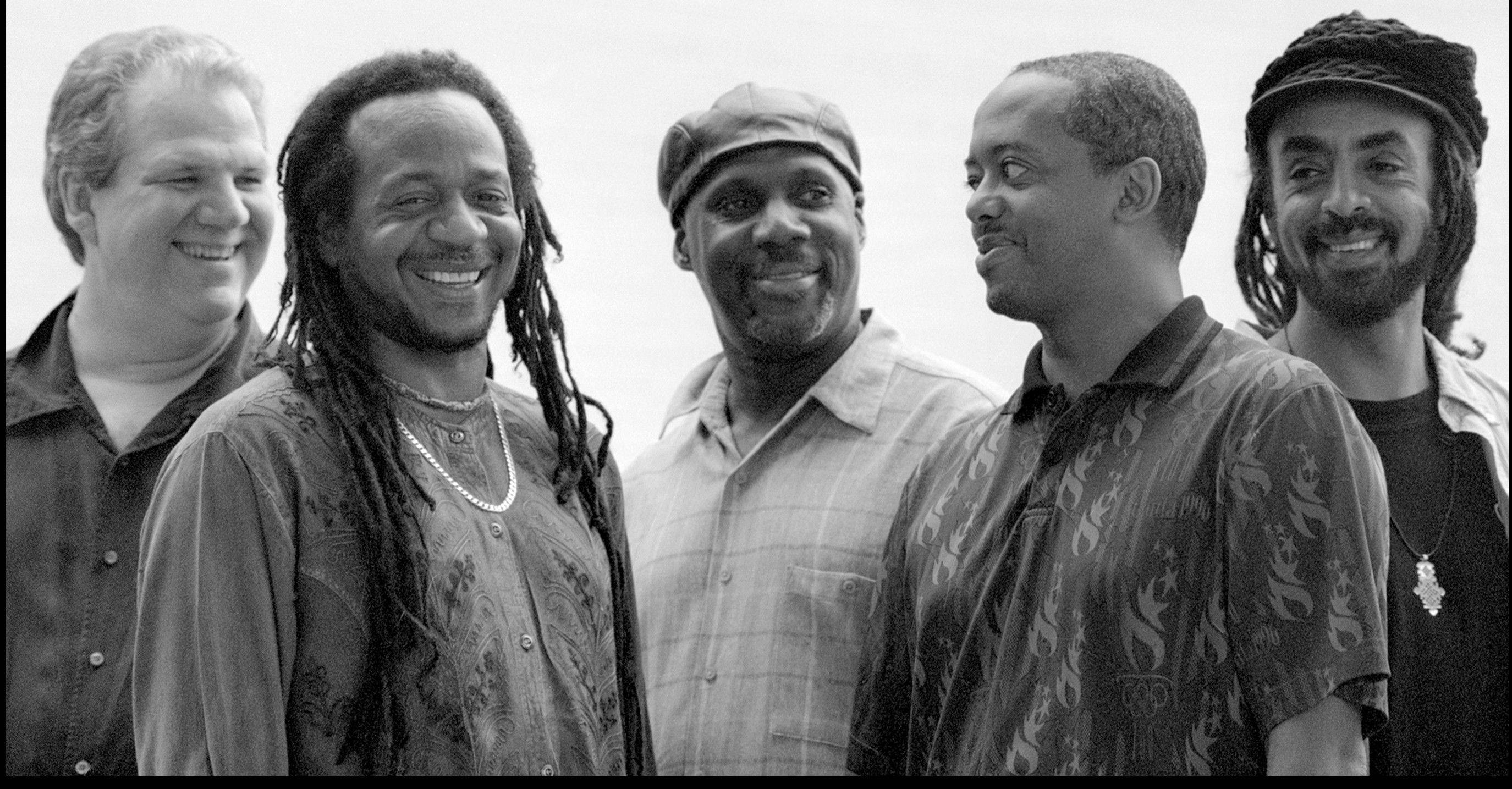 Gizzae, the Chicago Reggae band, will play its blend of Roots Reggae at the St. Charles Concert in the Park on Thursday, July 7.
