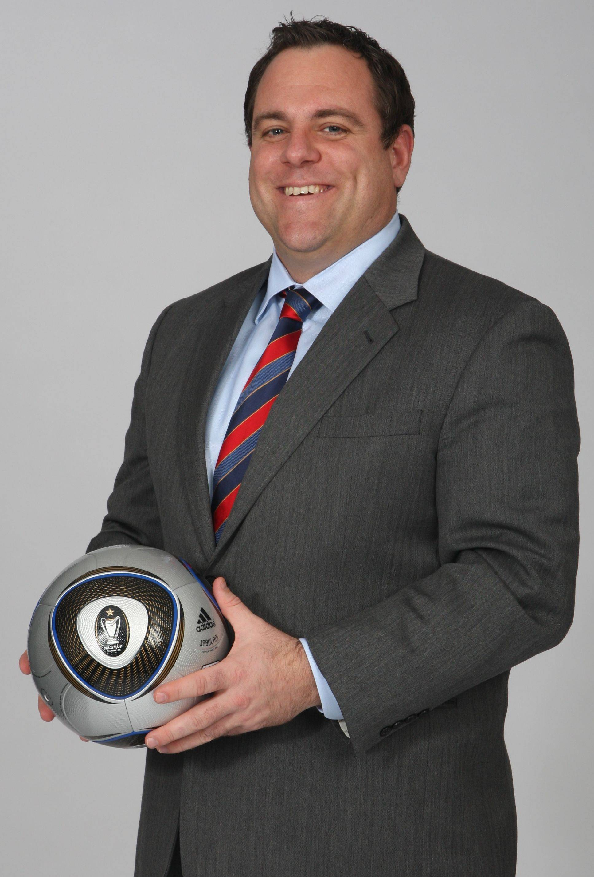 Real Salt Lake general manager and Elmhurst native Garth Lagerwey joined the club after a successful career as a lawyer and soccer player.