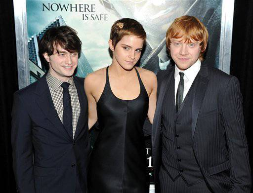 Daniel Radcliffe, Emma Watson and Rupert Grint and their many young co-stars have maneuvered through 11 years of fame without any whispers of Lindsay Lohan-style meltdowns that can derail child actors.