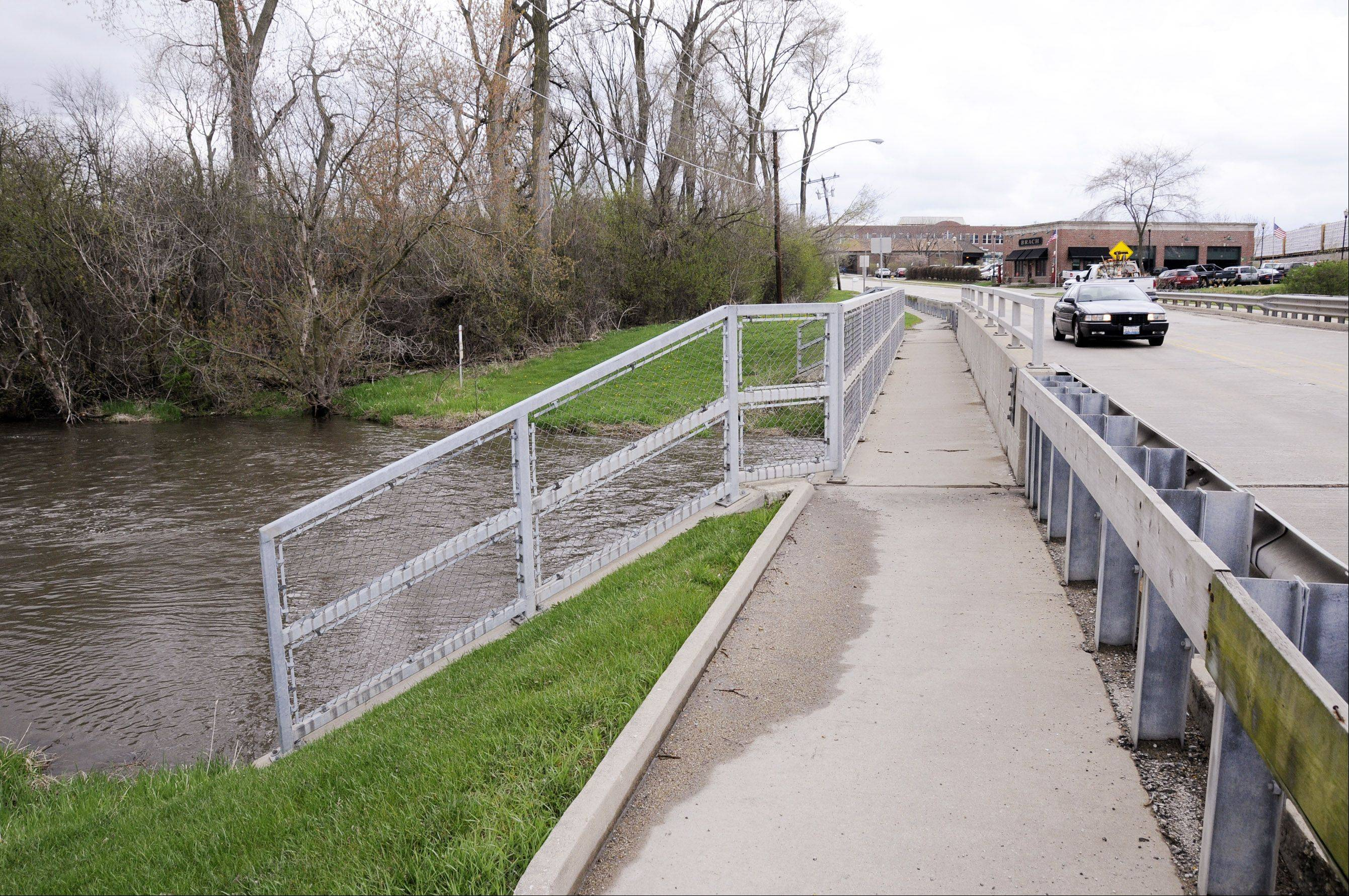 A riverwalk in Winfield has been proposed and could soon move into the engineering phase after a committee presents a recommendation at the village�s July 21 meeting.
