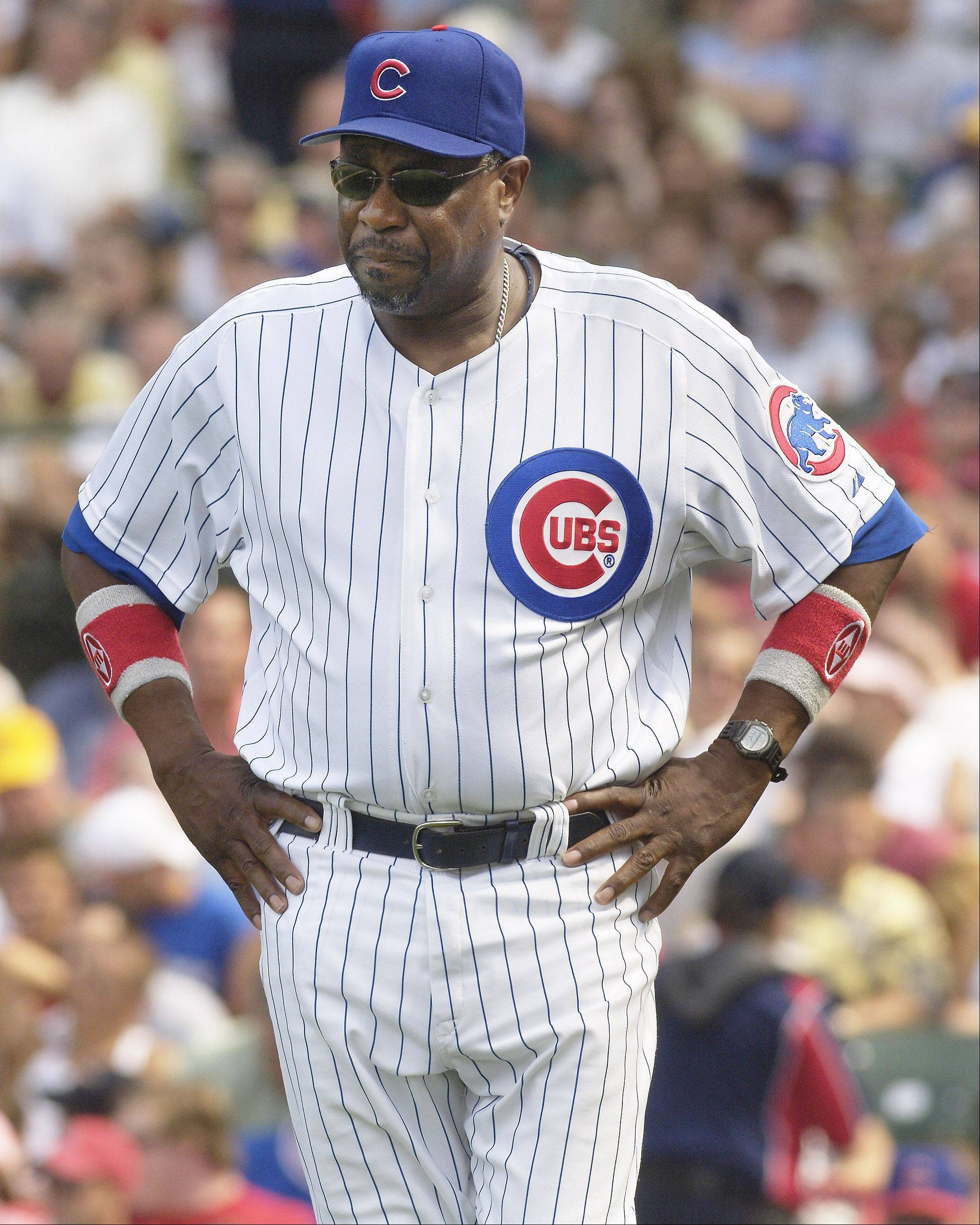 Cubs manager Dusty Baker was fired the day after the 2006 season ended.