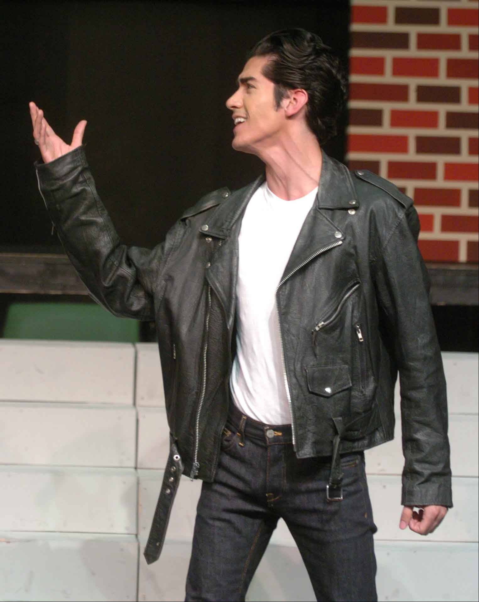 "Director Matt Whalen says one of the challenges of producing ""Grease"" is that the audience already knows the story and has high expectations for characters such as Danny, portrayed by Vince Soto of Chicago."