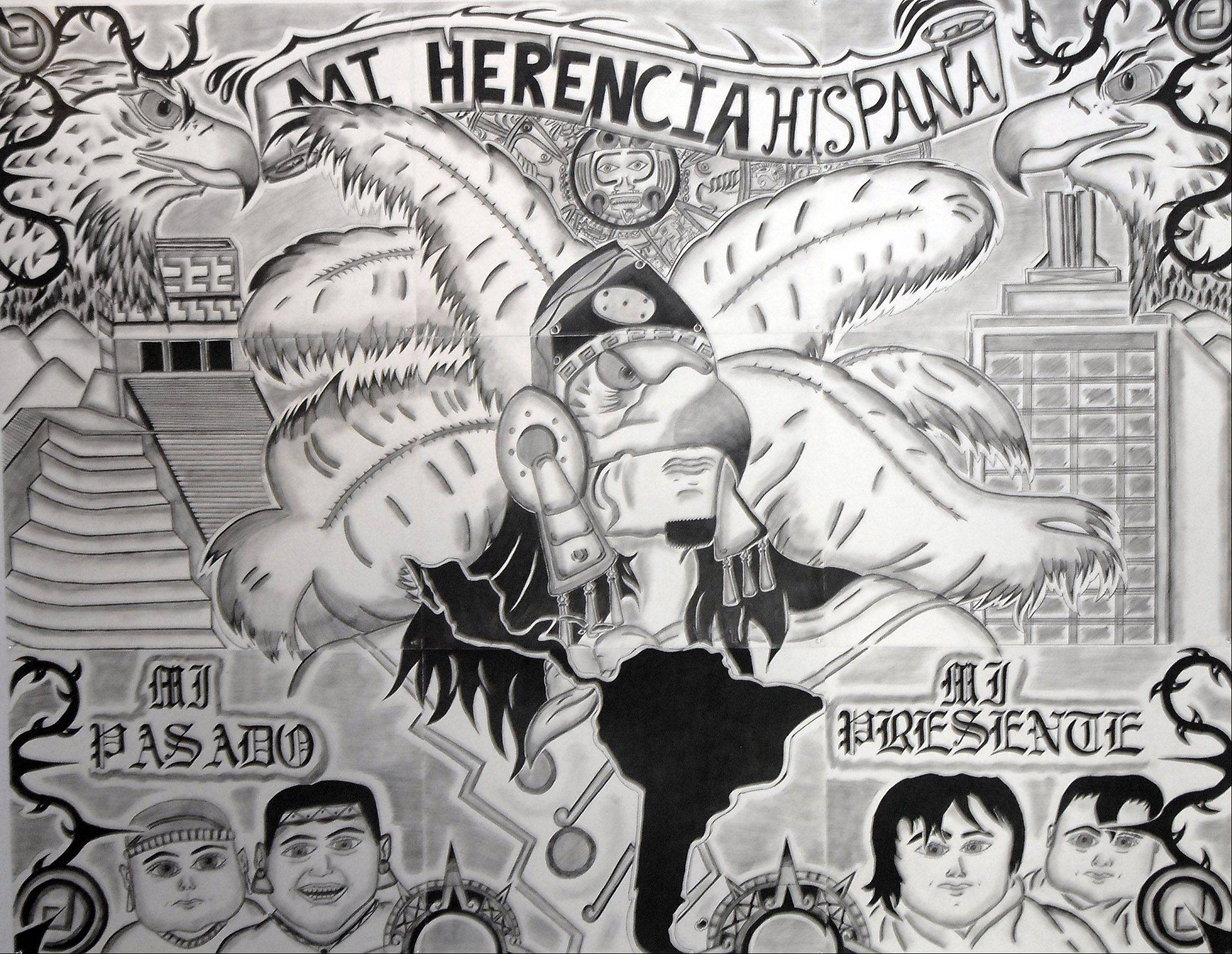The Hanover Park Park District Community Center Gallery first displayed the art of local resident Raul Maldonado in 2009. Now the self-taught artist is winning praise from a wider audience.