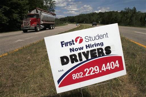 Hiring slowed to a near-standstill last month. U.S. employers added the fewest jobs in nine months and the unemployment rate rose to 9.2 percent.