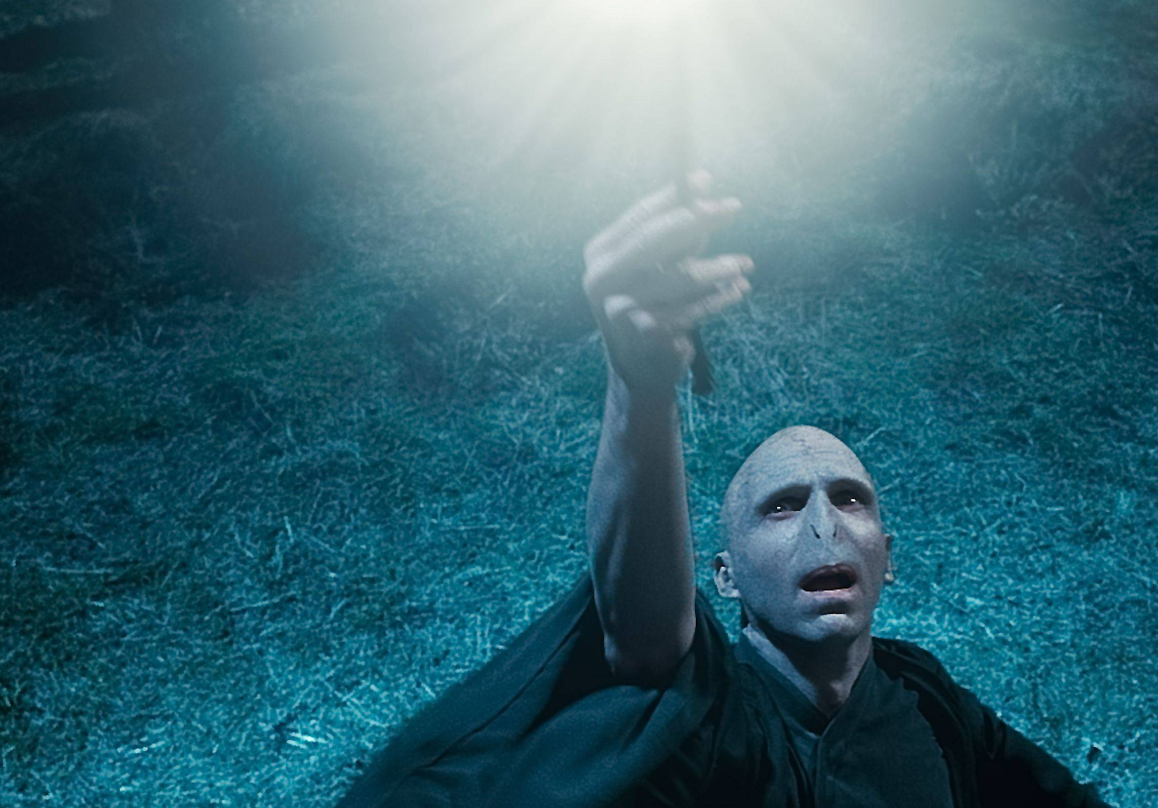 What other roles have made the actor behind Voldemort famous?