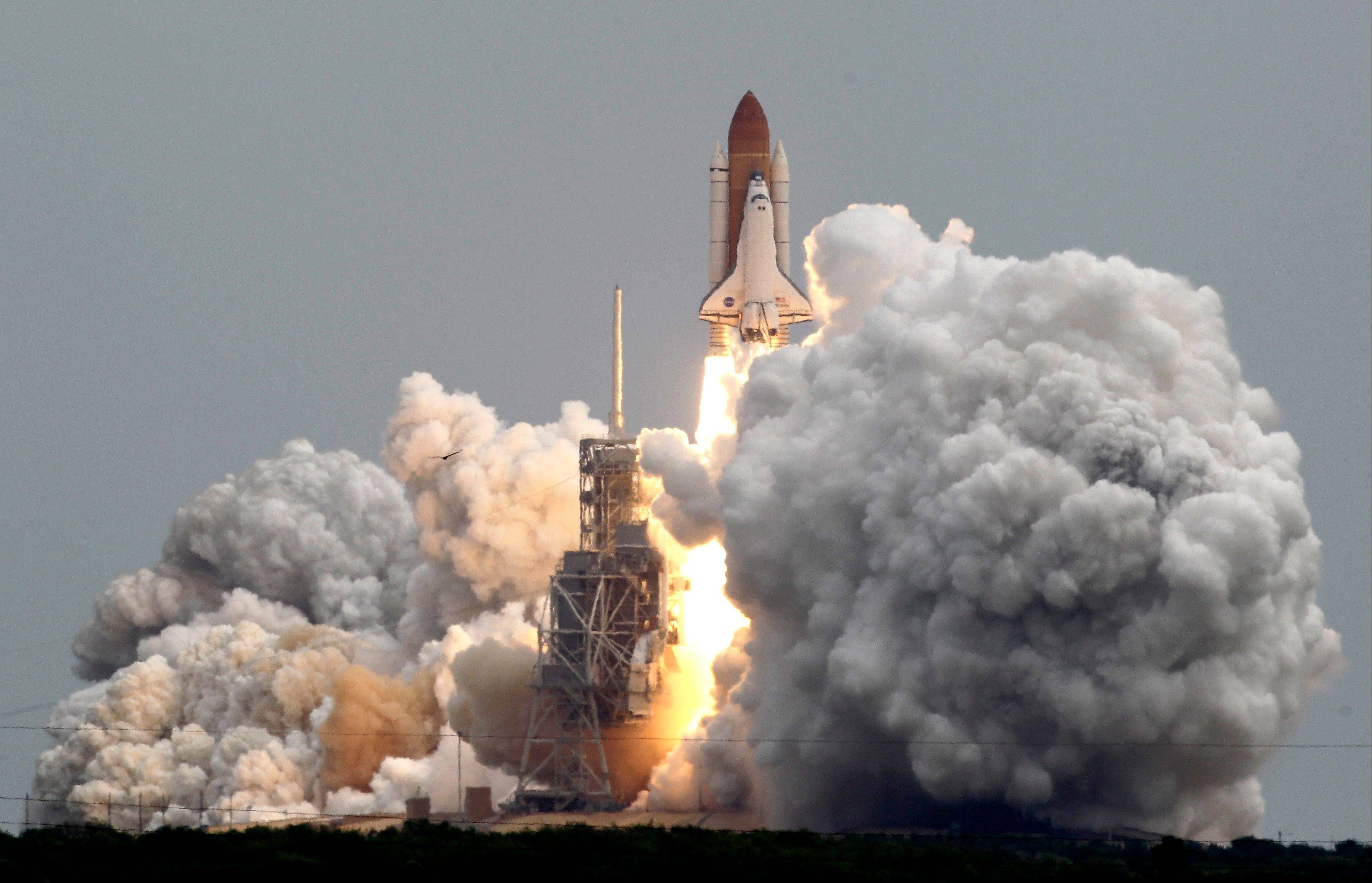 Images: The final space shuttle launch