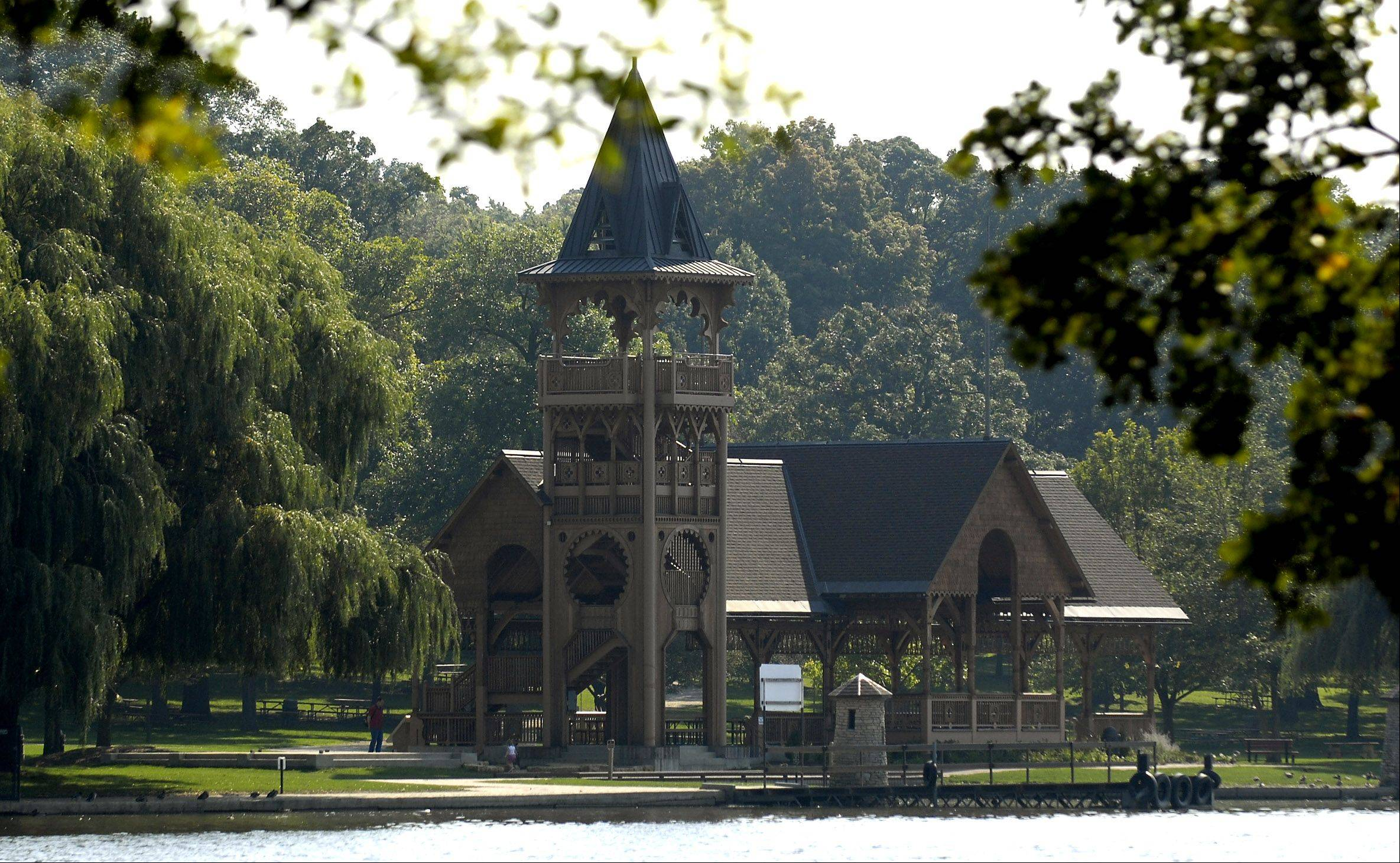 Pottawatomie Park is one of many attributes that helped make St. Charles the No. 1 city for families according to Family Circle magazine.