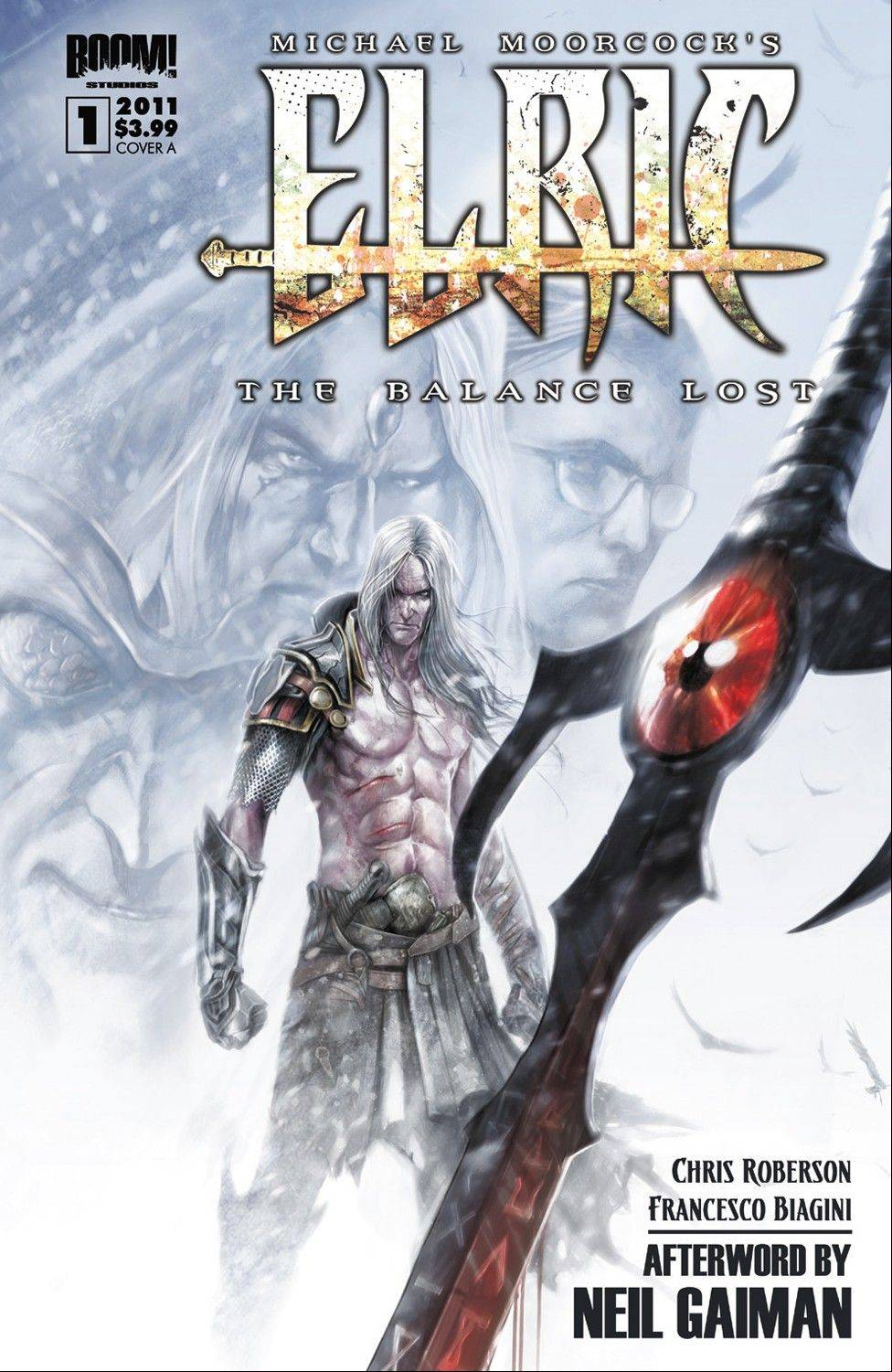 """Elric: The Balance Lost"" was released simultaneously in comic book shops and via digital apps earlier this week."