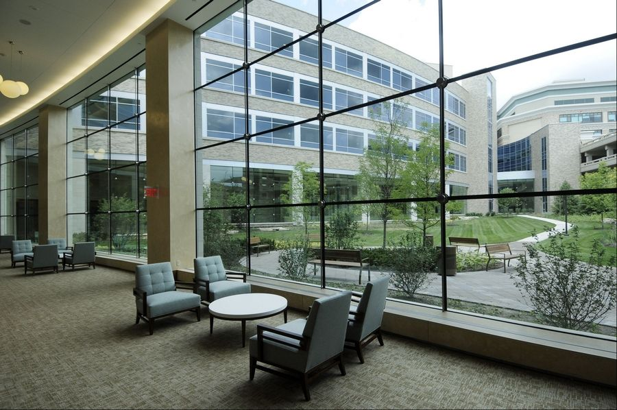 CDH opening new wing with 'upscale hotel feel'