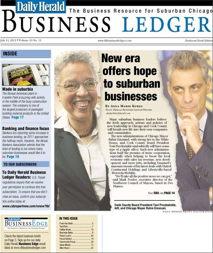 The Daily Herald Business Ledger