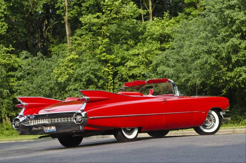 Clic recollections: 1959 Cadillac Series 62 convertible