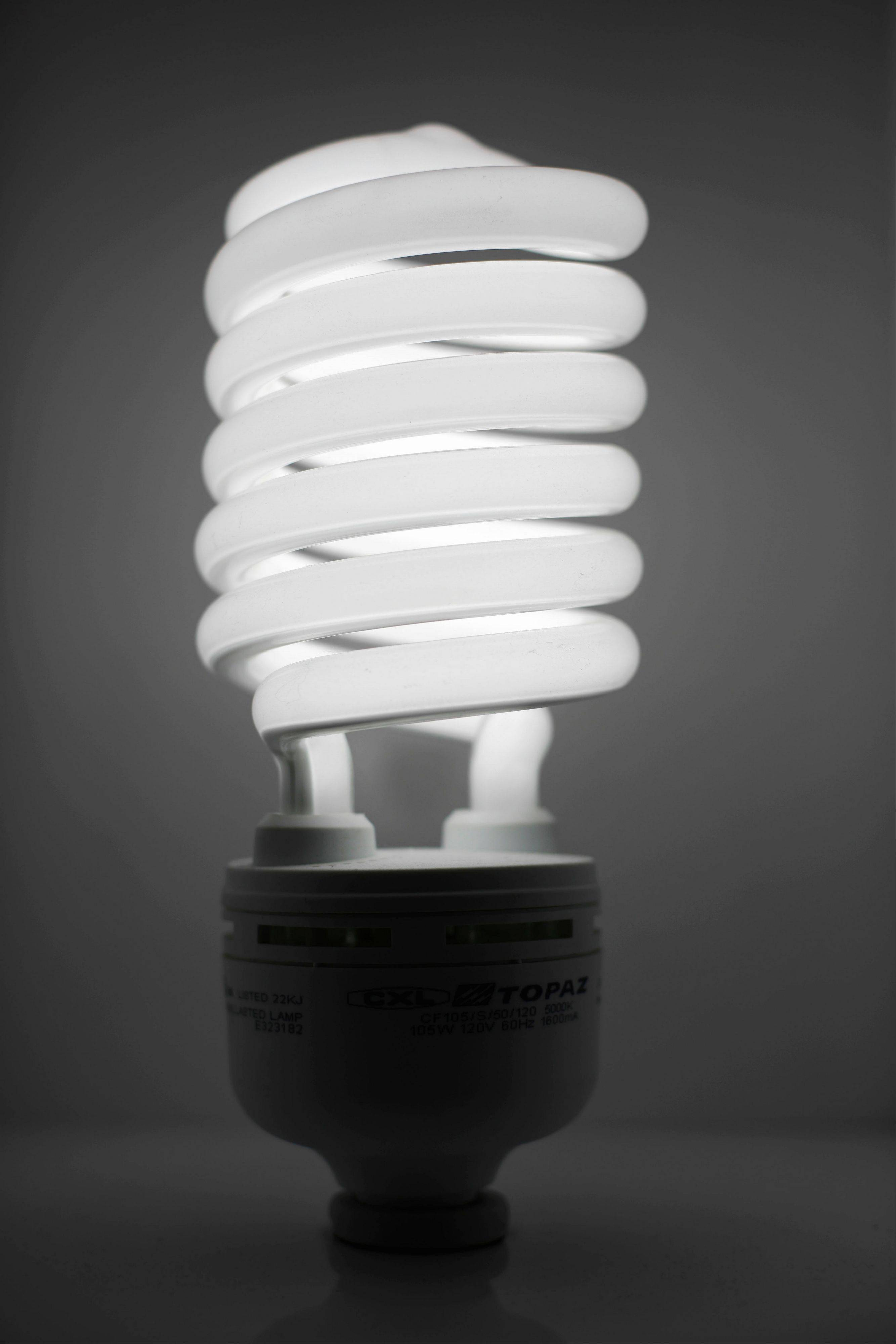 Having to buy a squiggly fluorescent light bulb is an affront to personal freedom, some lawmakers are saying. But not enough apparently, now that House Republicans failed to vote down a law setting new energy-efficiency standards for the bulbs.