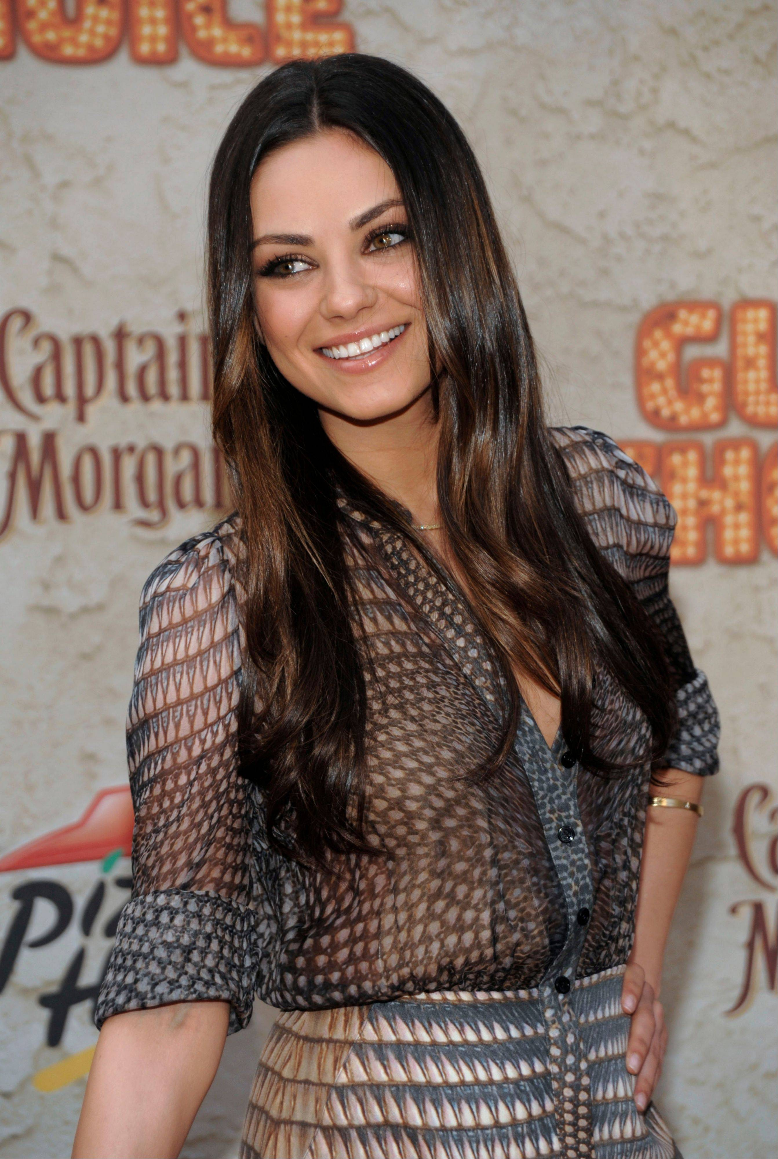 Actress Mila Kunis has agreed to accompany Marine Sgt. Scott Moore at the Marine Corps Ball in November after Moore posted a YouTube video asking Kunis to join him.