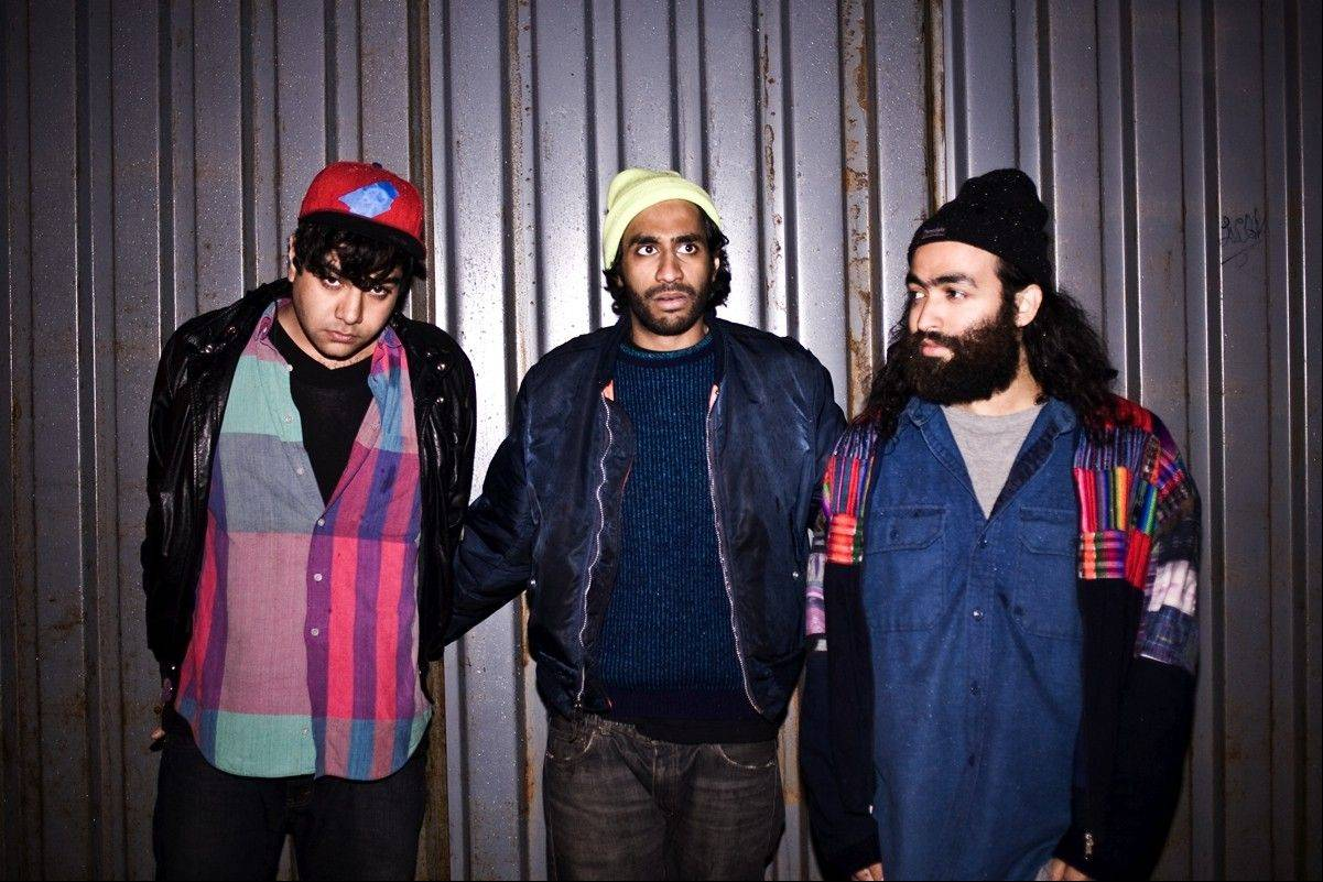 Das Racist has turned heads with its quirky, occasionally surreal take on hip-hop.