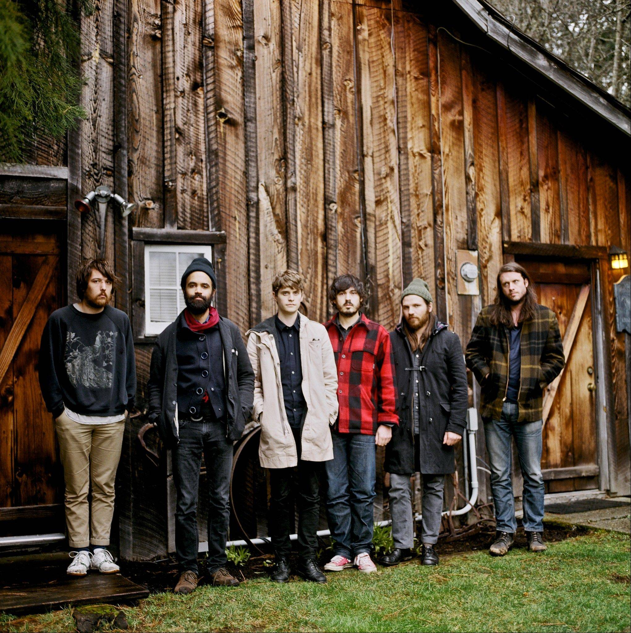 Fleet Foxes, the moody rockers from the Pacific Northwest, will headline the Pitchfork Music Festival this weekend.