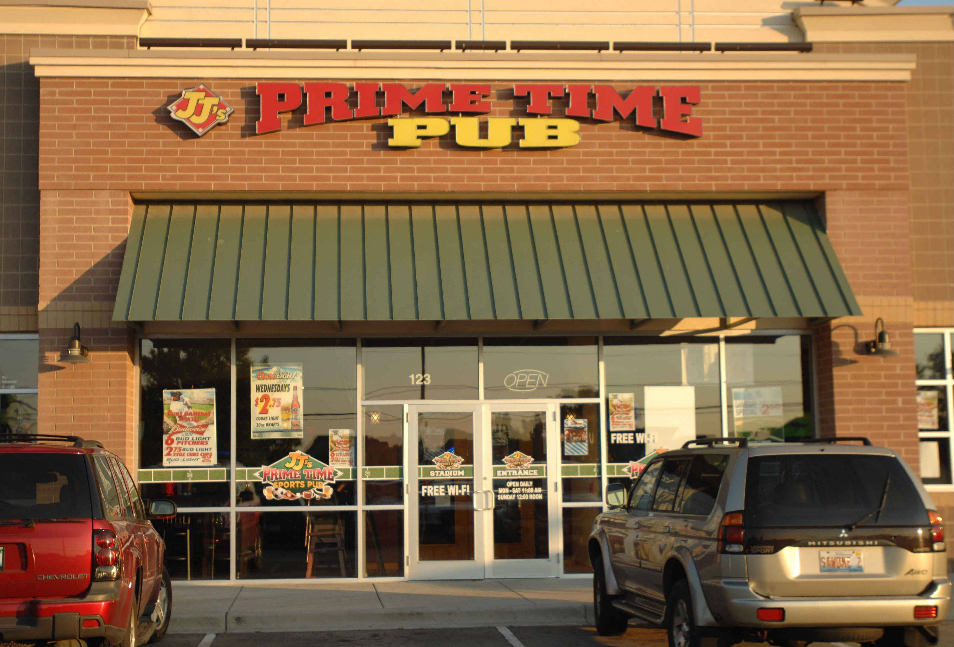 JJ's Prime Time opened in February.
