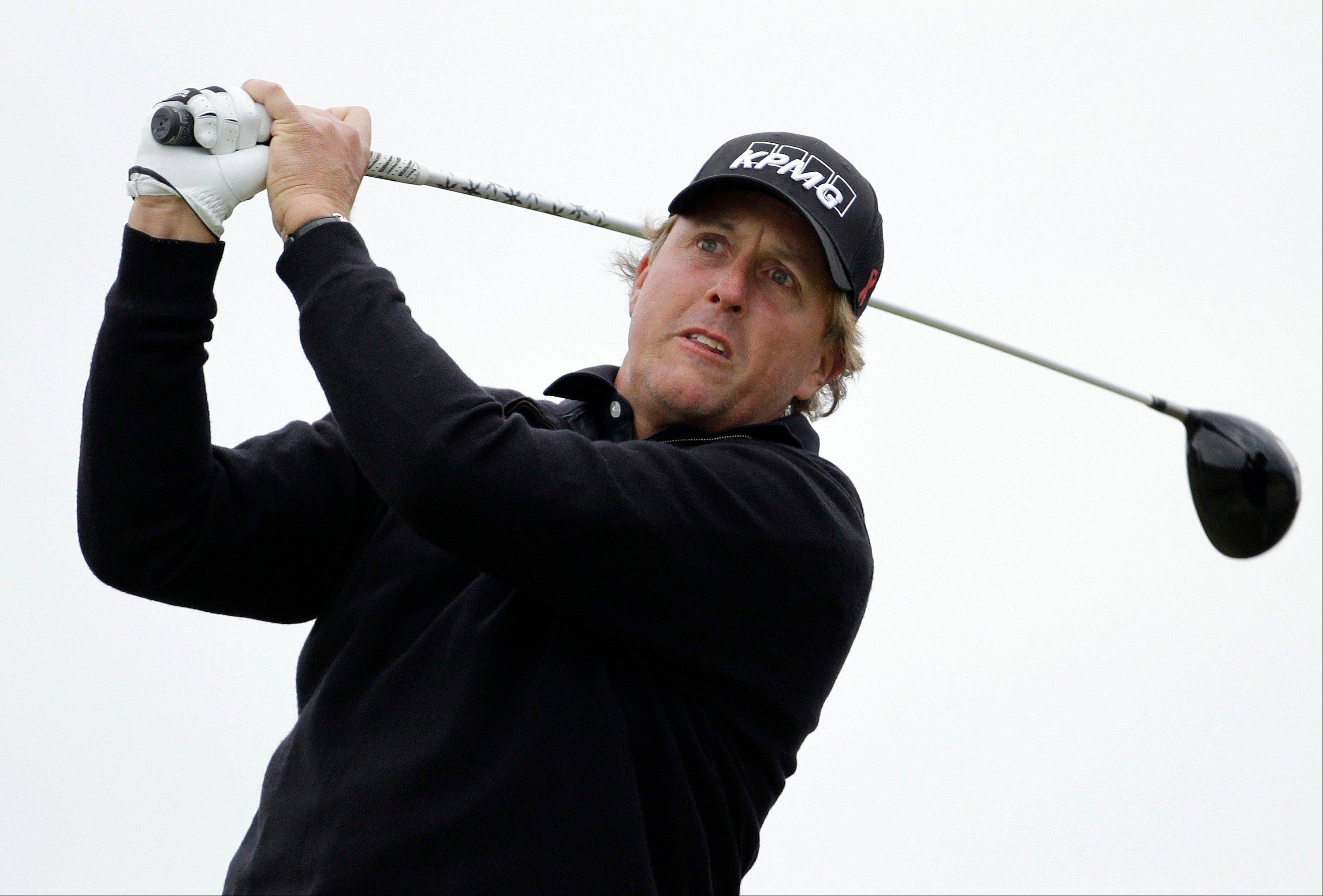 Phil Mickelson was the last American to capture a major championship. He won the 2010 Masters.