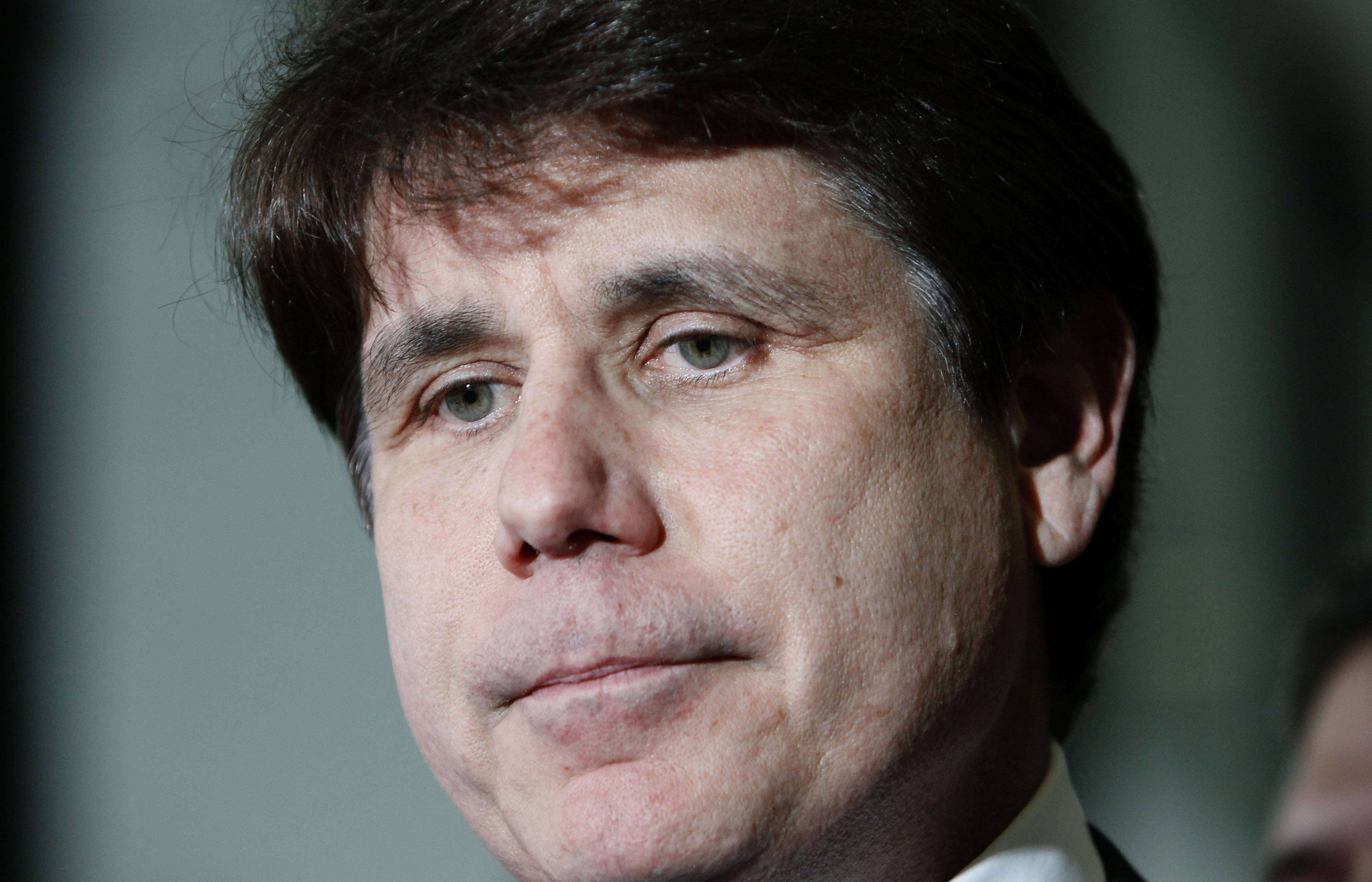 Overdue paperwork could land Rod Blagojevich in hot water with a judge after prosecutors complained that the former governor hasn't met conditions keeping him out of jail as he awaits sentencing on convictions including that he tried to sell President Barack Obama's vacated Senate seat.