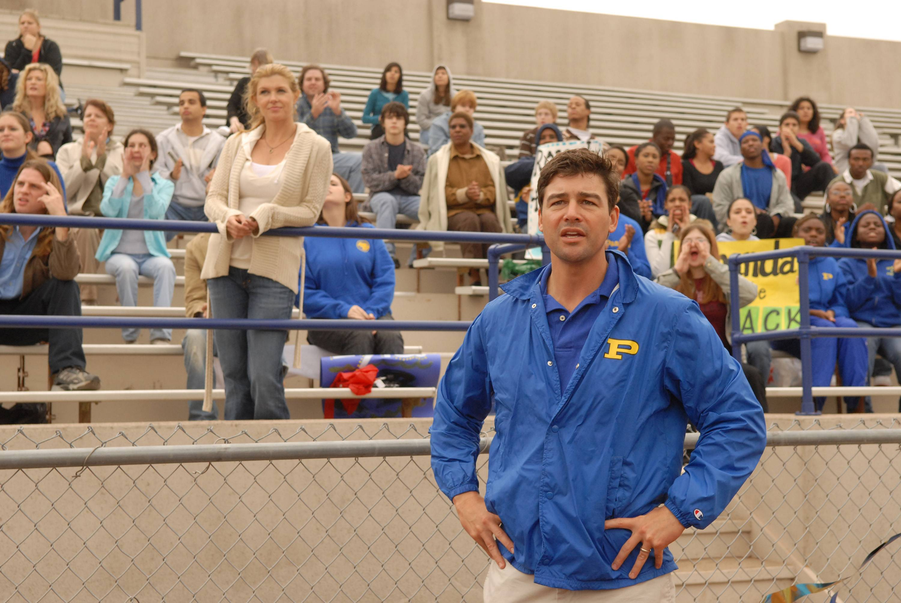"The NBC series ""Friday Night Lights,"" starring Connie Britton and Kyle Chandler, concludes its five-season run on Friday."