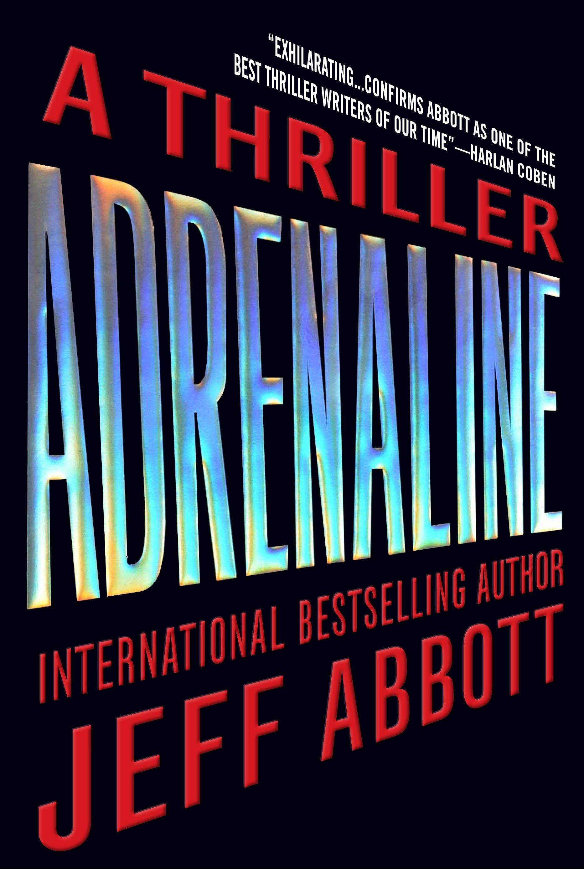 """Adrenaline"" by Jeff Abbott"