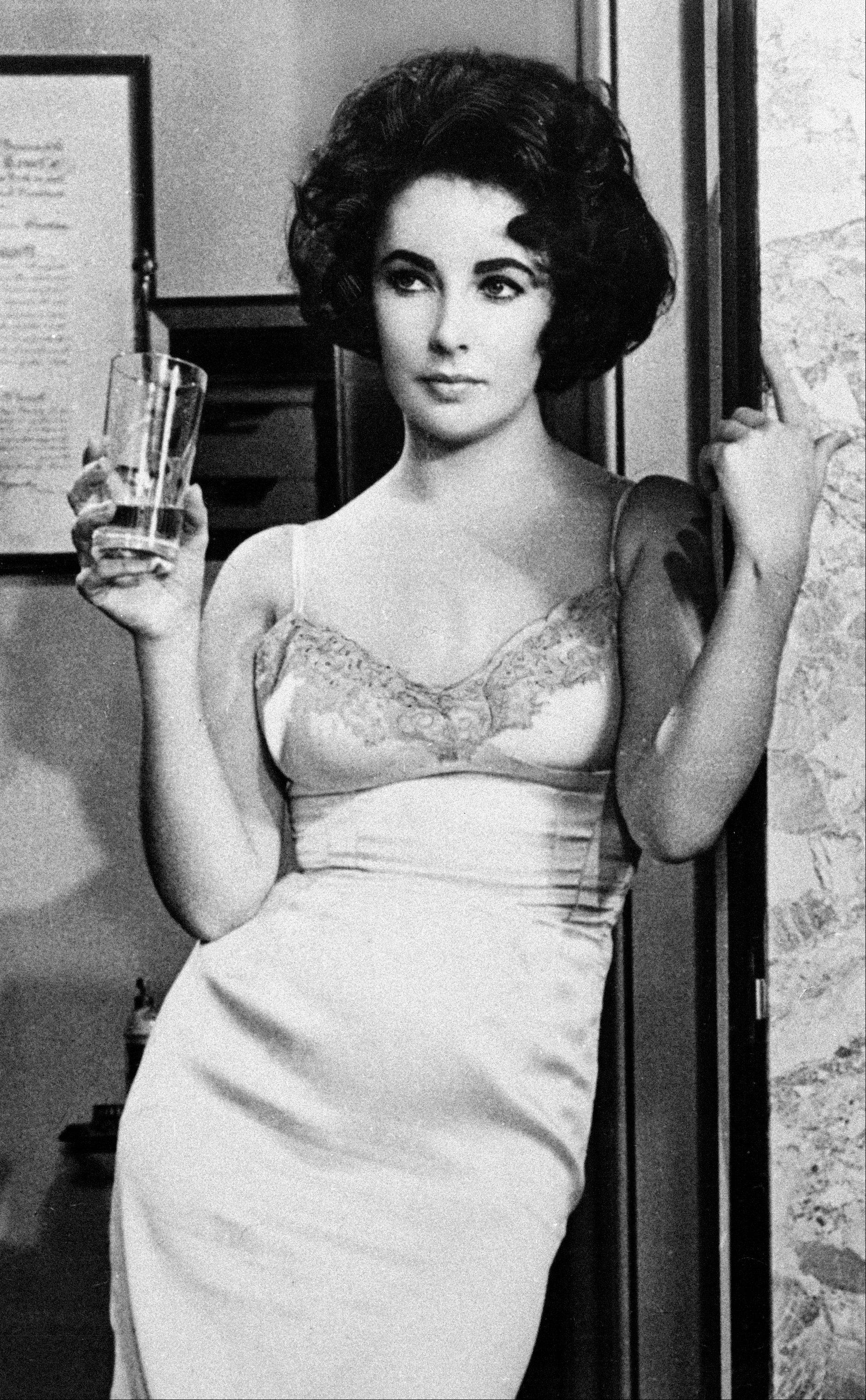 """Butterfield 8"" is among the films in a new DVD collection showcasing Elizabeth Taylor."