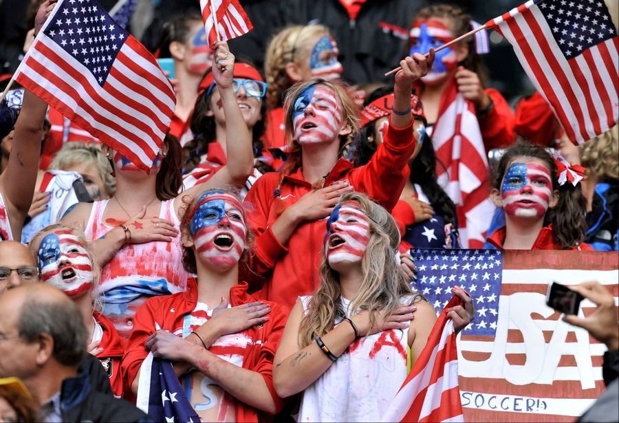 One long, not-so-hot summer and then     thanks U S  soccer team