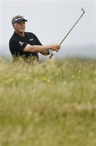 Clarke wins British Open for 1st major title