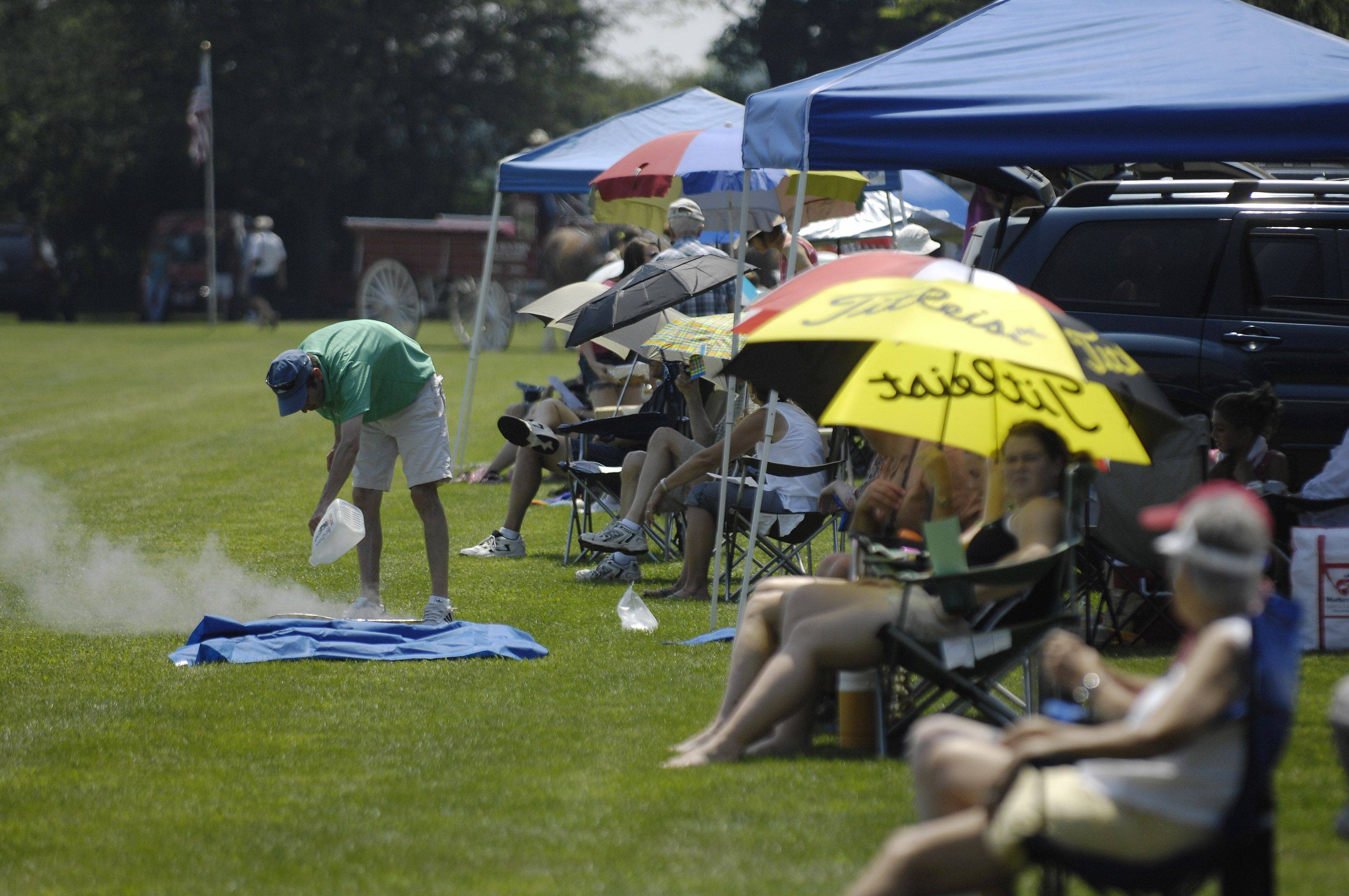Expected heat wave brings calls for common sense