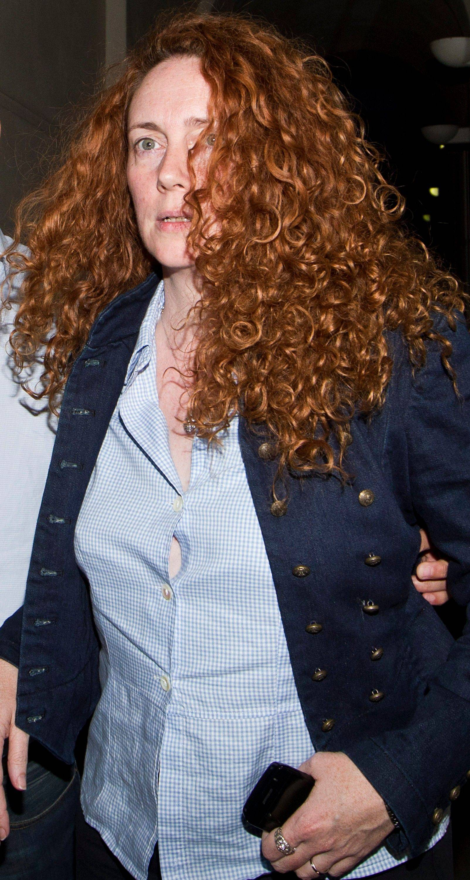 Sky television sources reported on Sunday that former Chief executive of News International, Rebekah Brooks had been arrested by police investigating a phone hacking and corruption scandal that has
