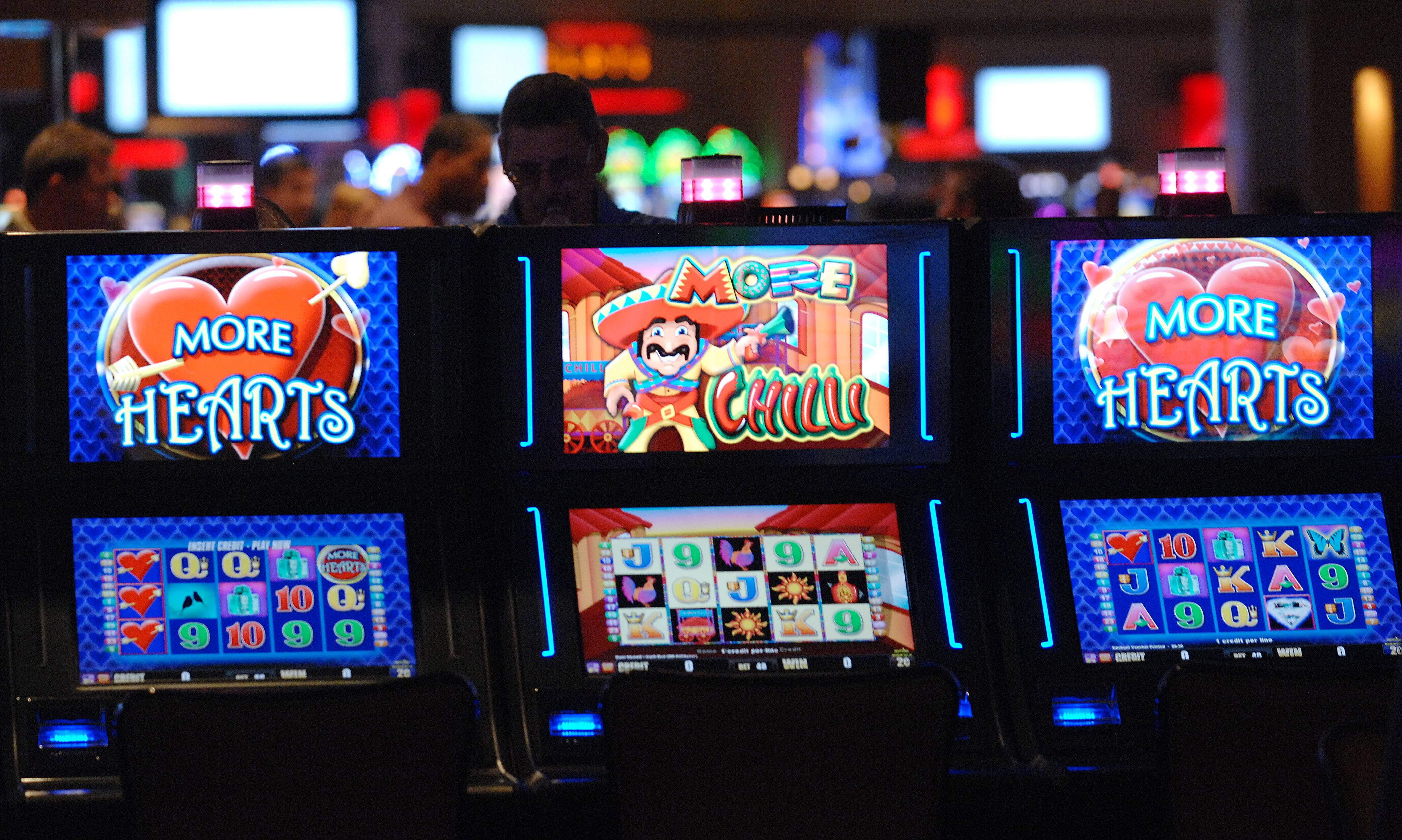 The Rivers Casino in Des Plaines opened its doors for a VIP party on Friday.
