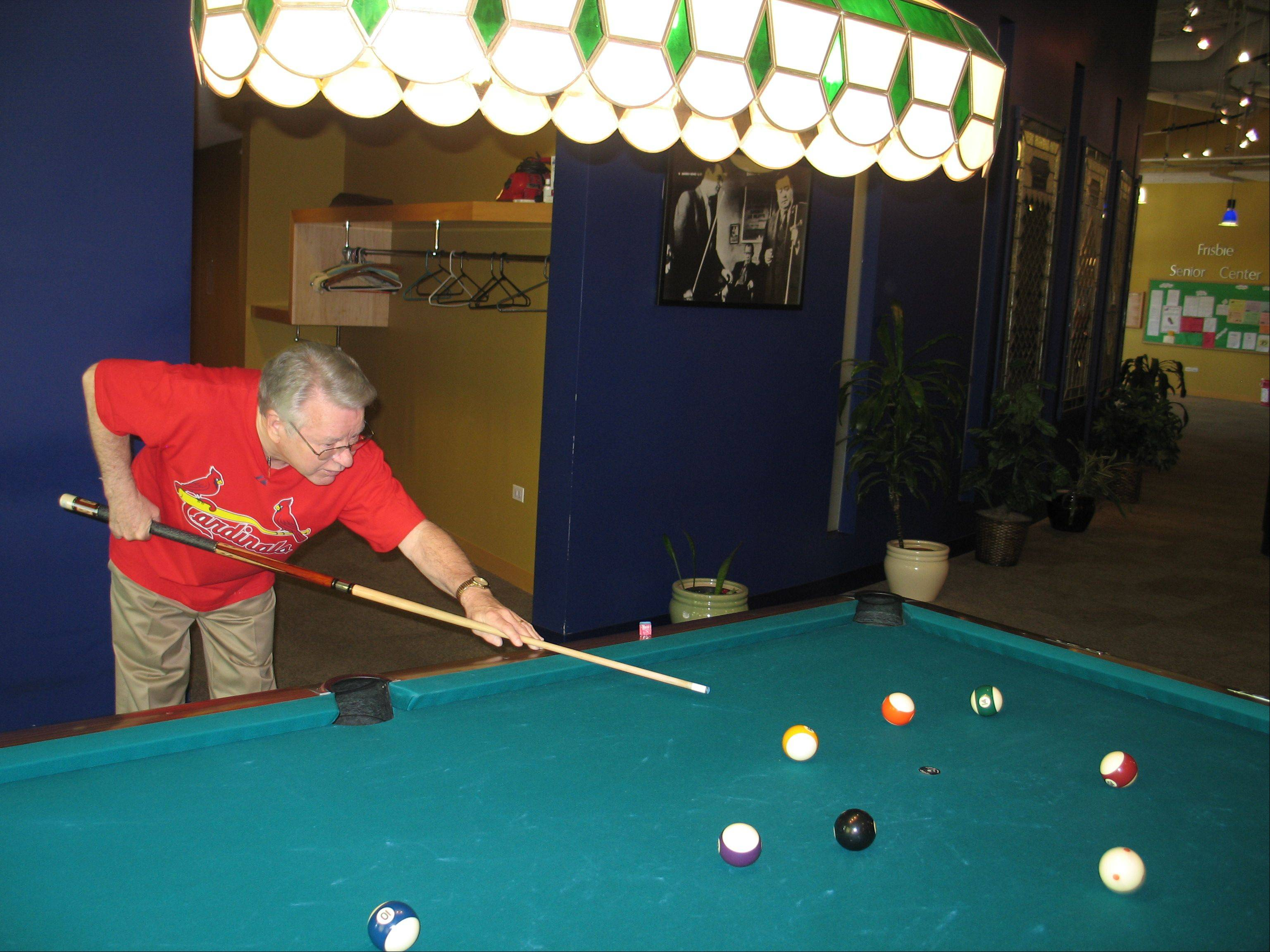 With bittersweet memories of childhood summers when work often trumped play, retired preacher Ron Houston now has the freedom to enjoy leisurely activities such as playing 9-ball or rooting for his St. Louis Cardinals.