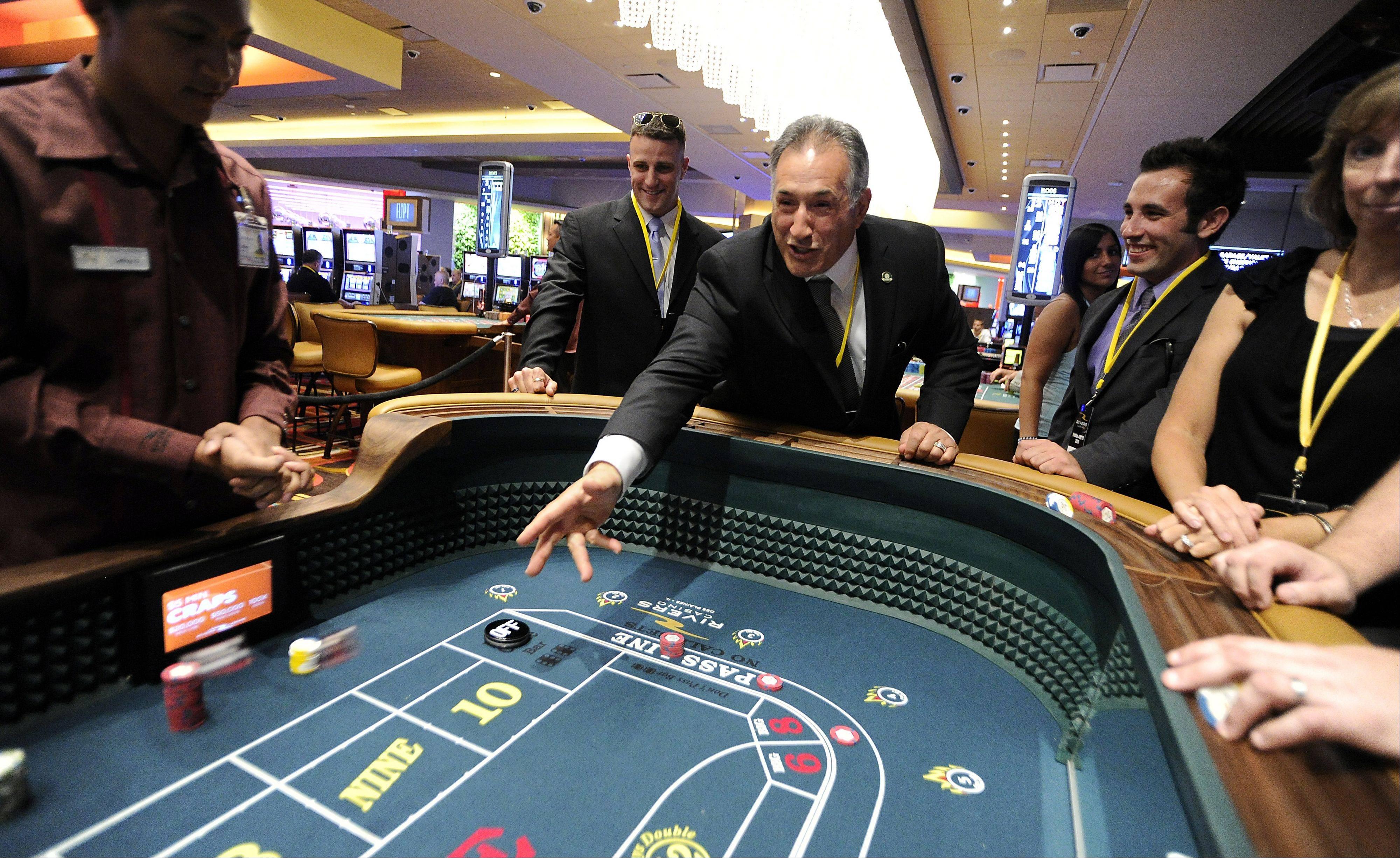 Rosemont gambling montecasino shops