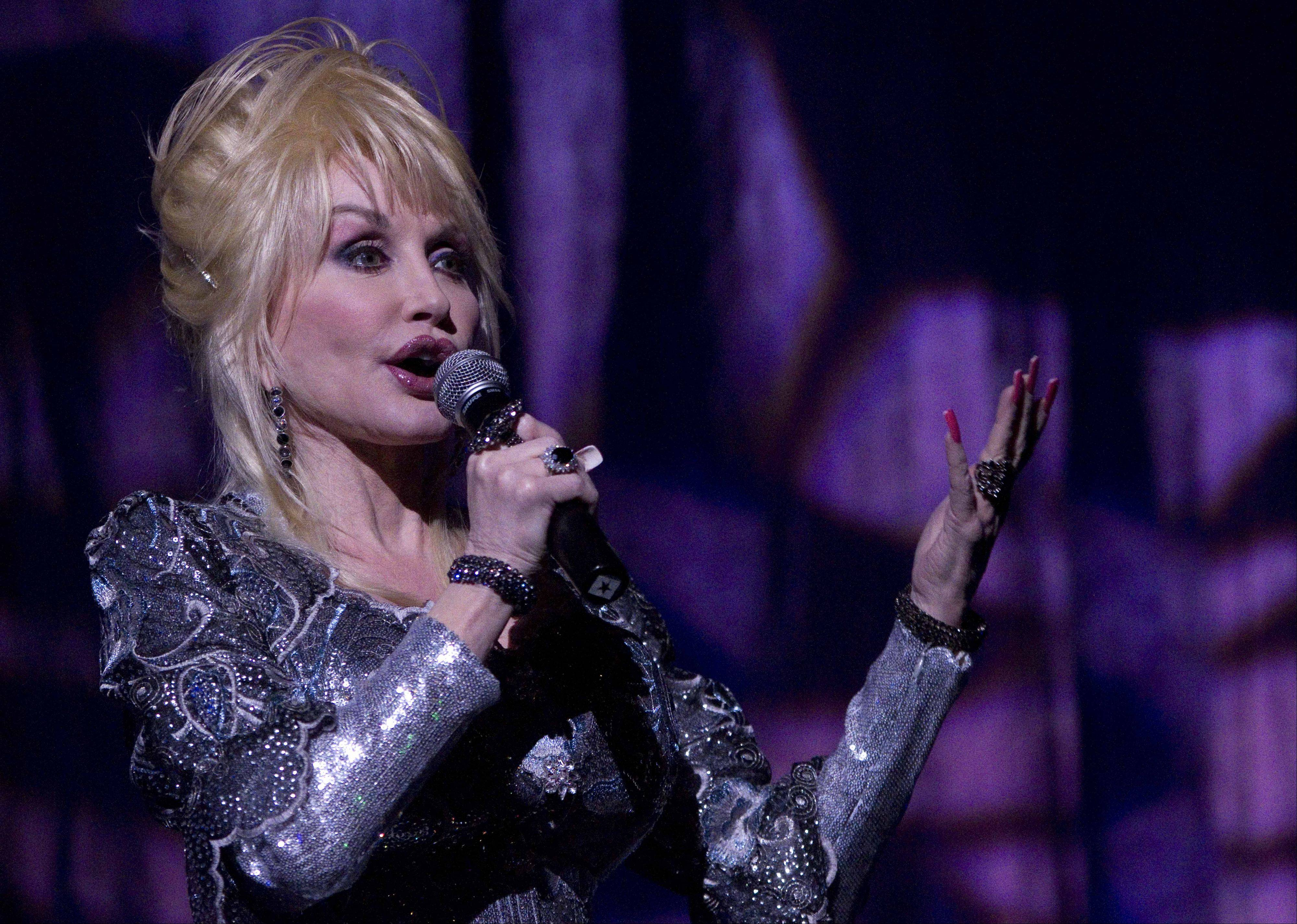Country music superstar Dolly Parton brings her Better Day world tour to the Rosemont Theatre on Thursday, July 28.