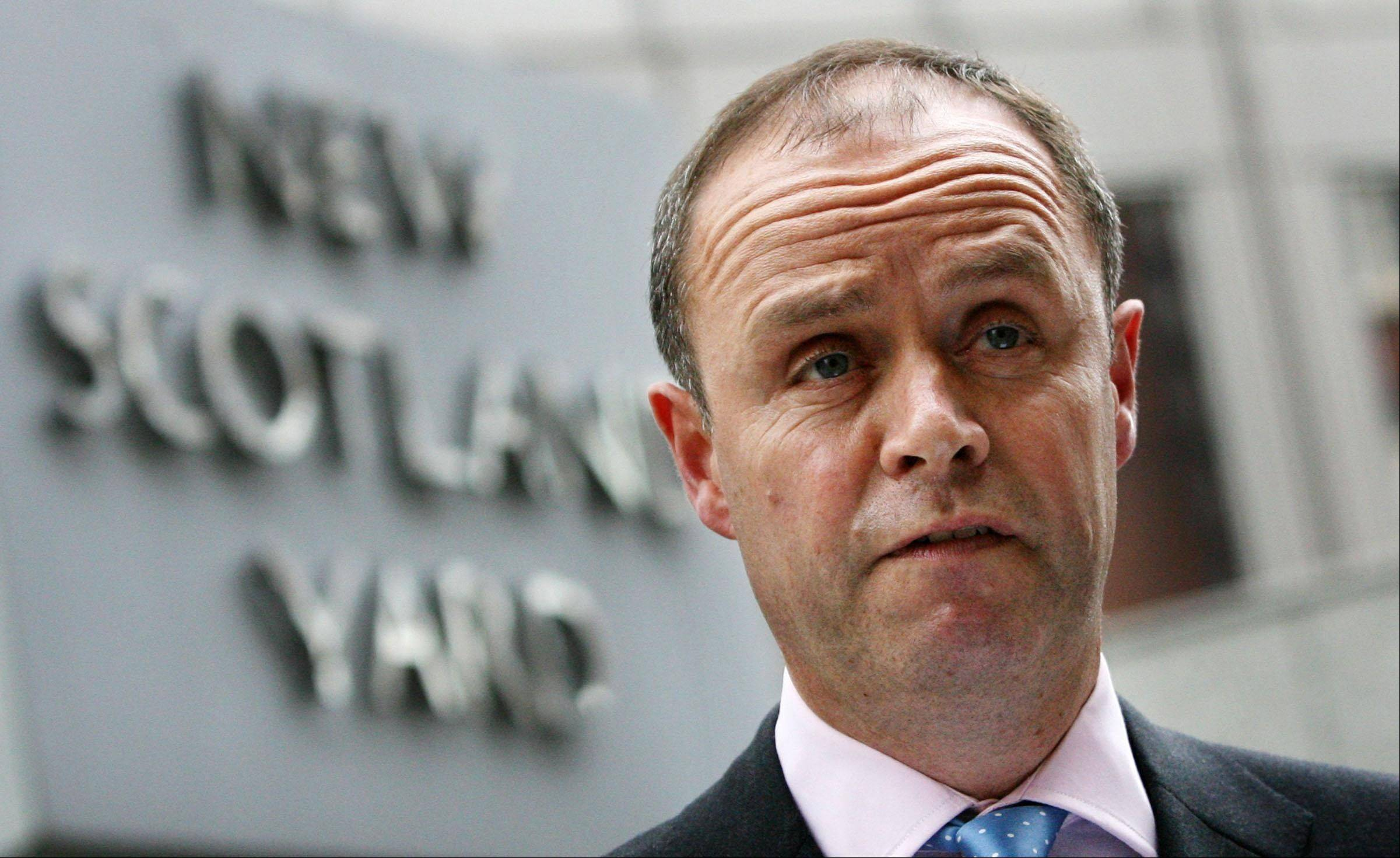 London's Metropolitan Police Assistant Commissioner John Yates resigned Monday amid the firestorm surrounding the phone hacking scandal. He made a decision two years ago to not re-open police inquiries into phone hacking, saying he did not believe there was any new evidence to consider.