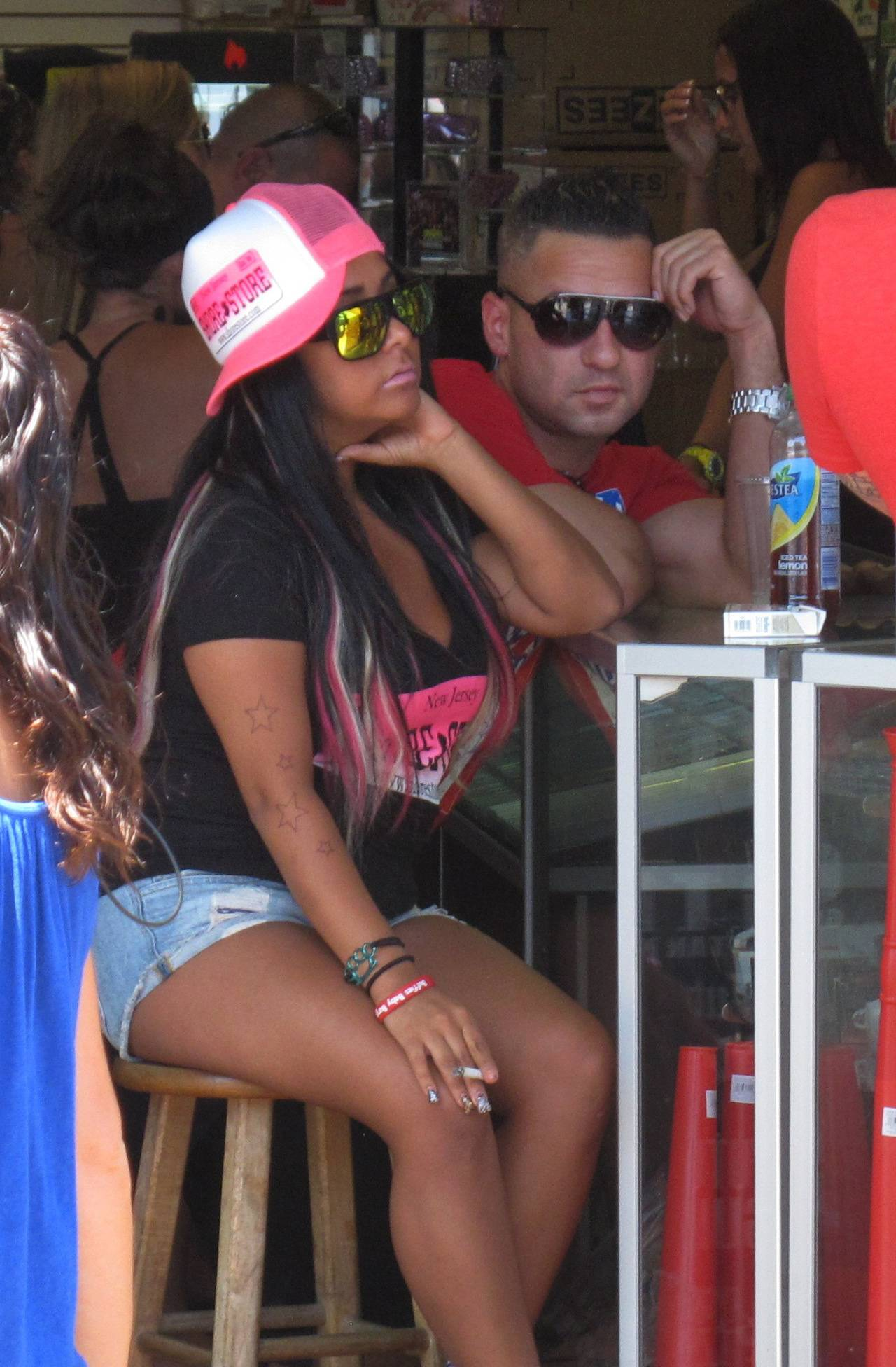 "Believe it or not, the antics of ""Jersey Shore's"" Snooki and The Situation haven't hurt New Jersey's image, according to a new poll."
