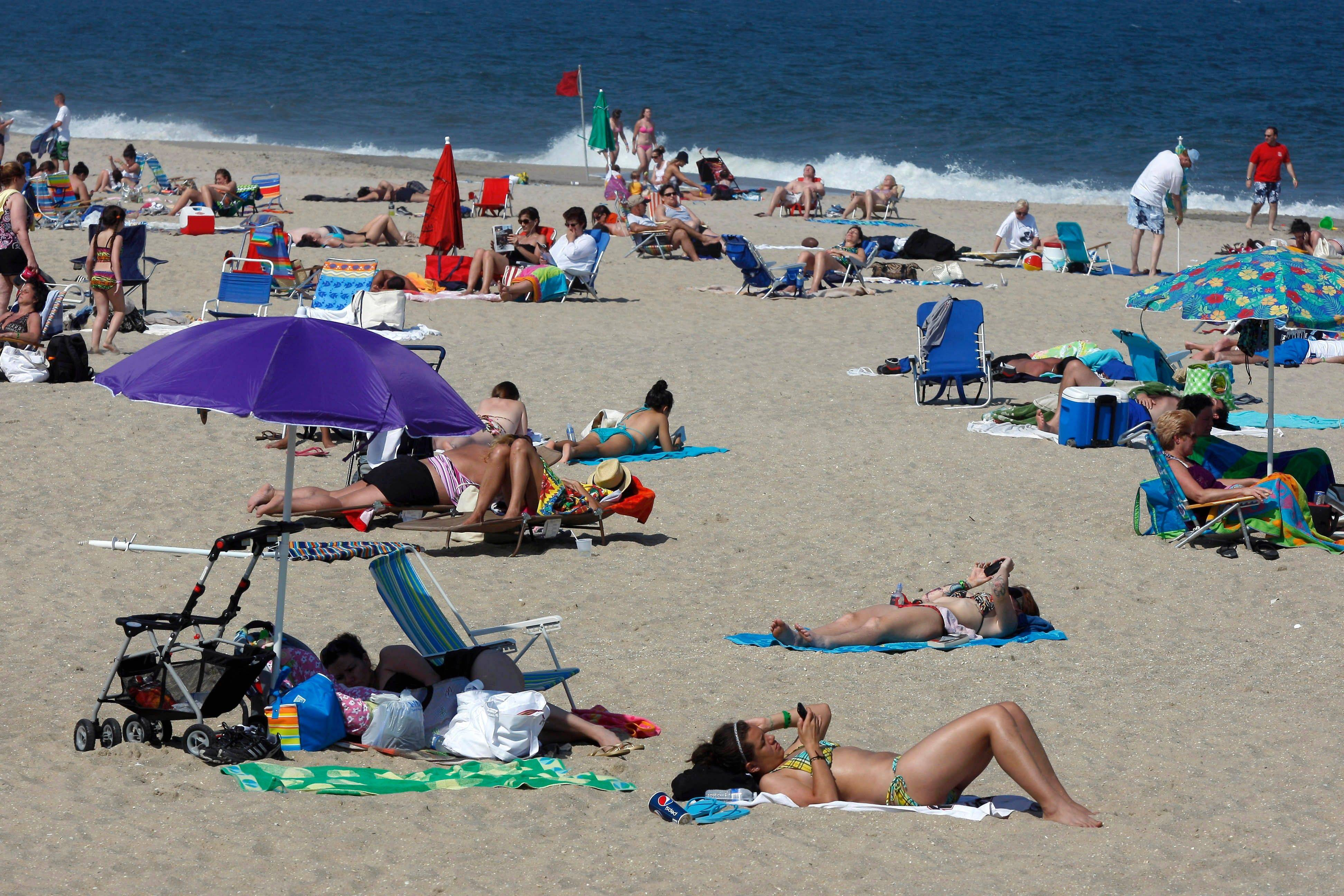 If you've hit the beach, chances are you've experienced an unfortunate rite of summer -- sunburn.