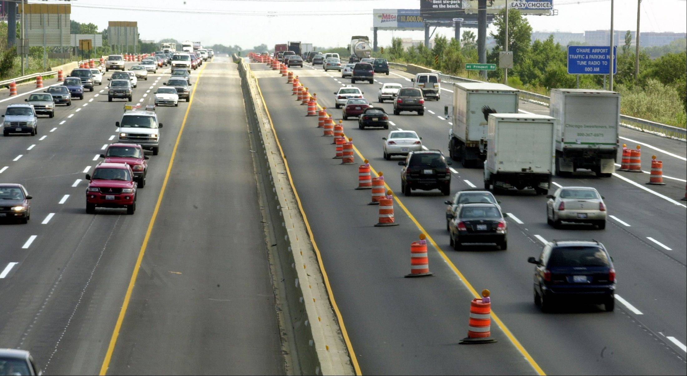 The Illinois State Toll Highway Authority is pondering its next big project.