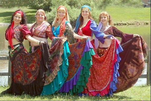Troupe Namaste performs Middle Eastern Dance at 7 p.m. Thursday, July 21, at the Indian Trails Public Library, 355 S. Schoenbeck Road in Wheeling.