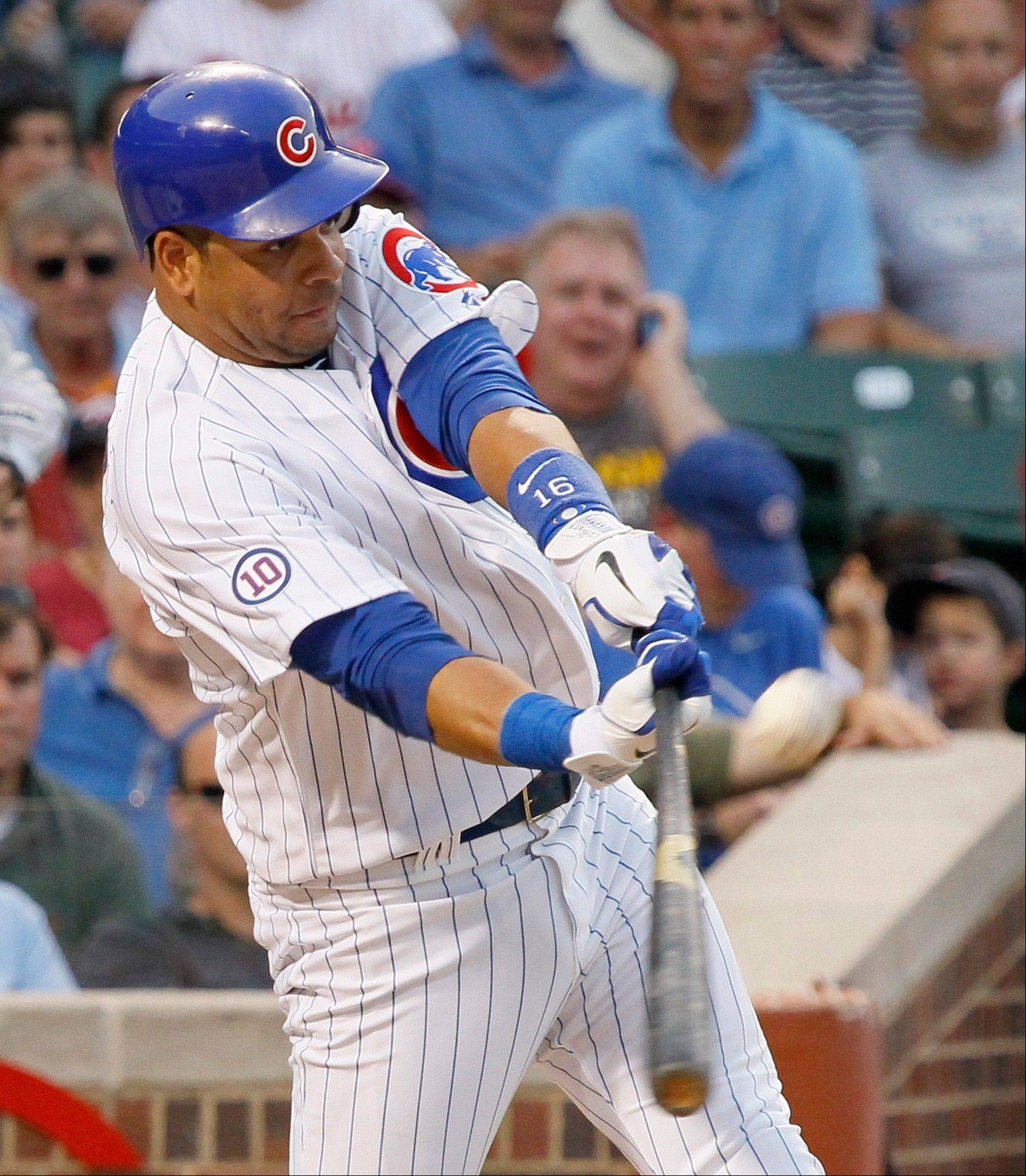 Cubs slugger Aramis Ramirez says he's not interested in being traded to another team.