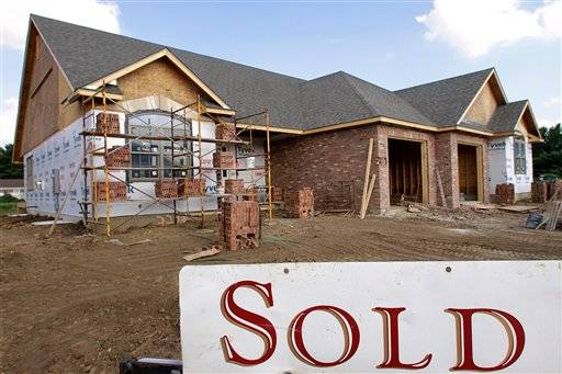 U.S. builders broke ground on more single-family homes and apartments in June, helping the battered construction industry gain a little life after a dismal spring.