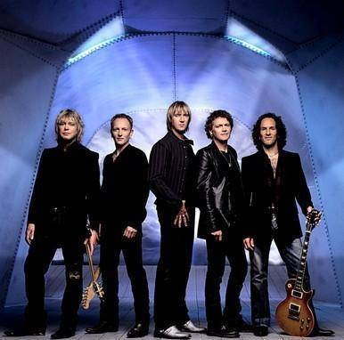 Def Leppard brings the rock to the First Midwest Bank Amphitheatre in Tinley Park Thursday, July 28.