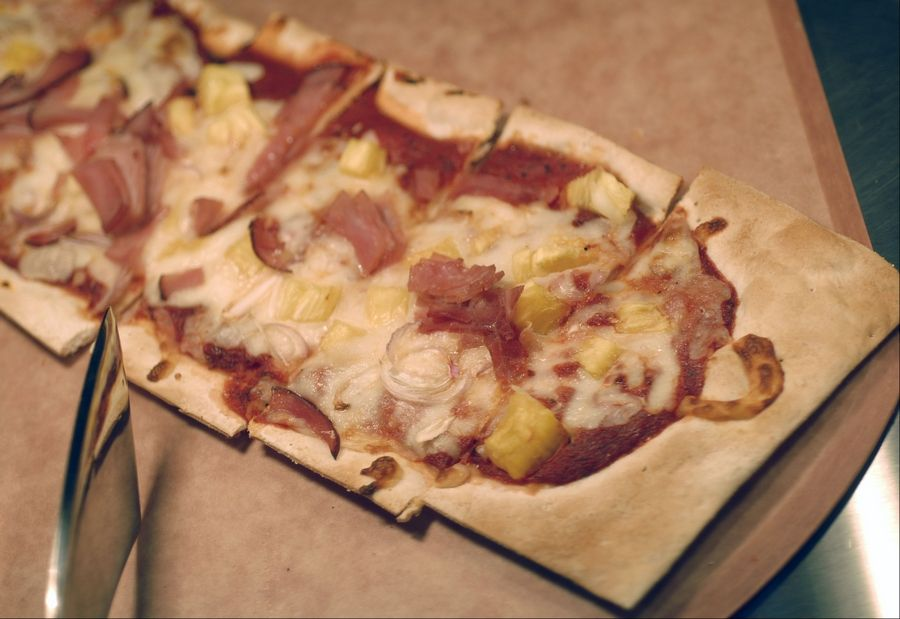 Flatbread pizza, Canopy