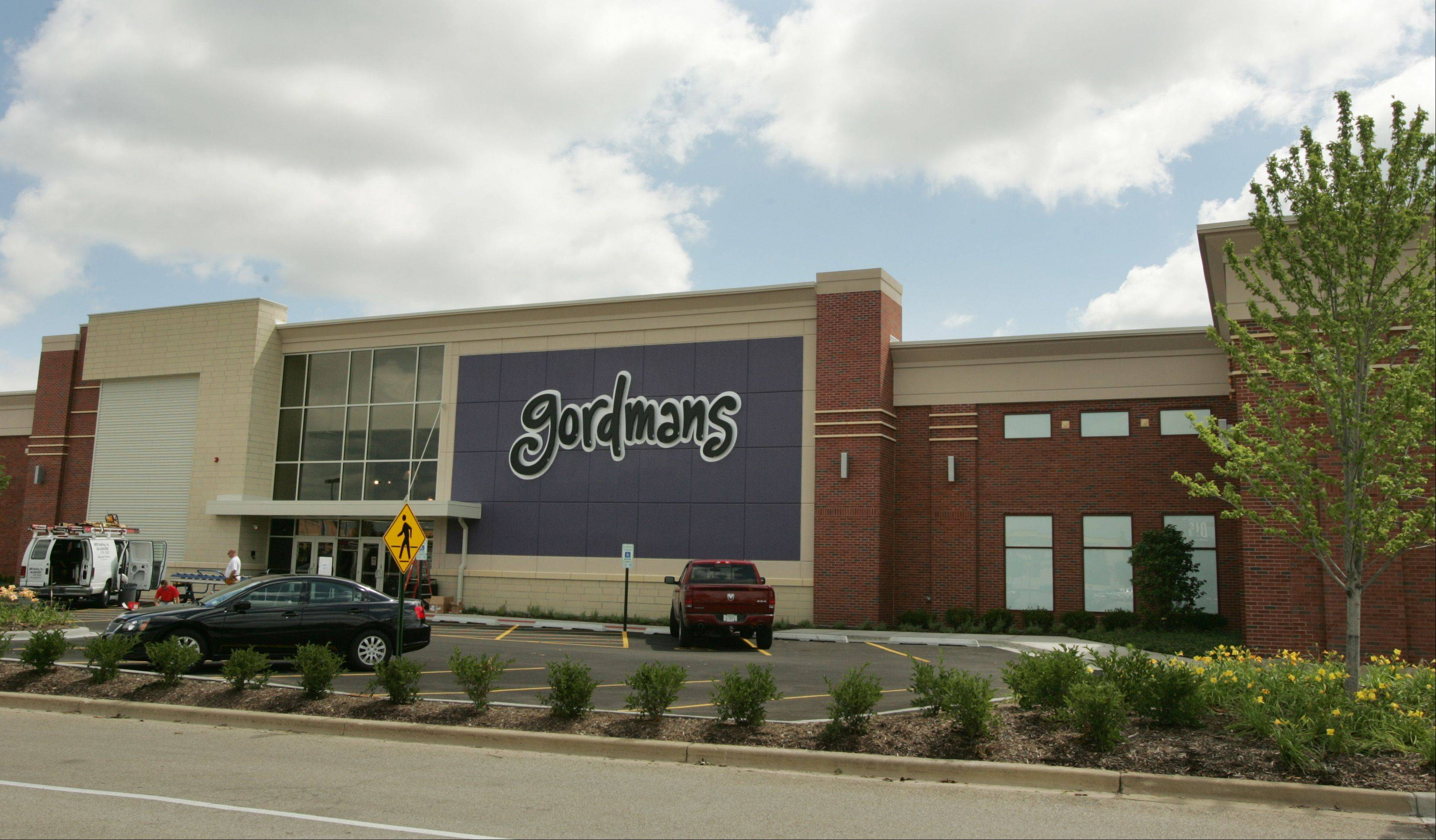 A Gordmans store is set to open Thursday at Algonquin Commons.