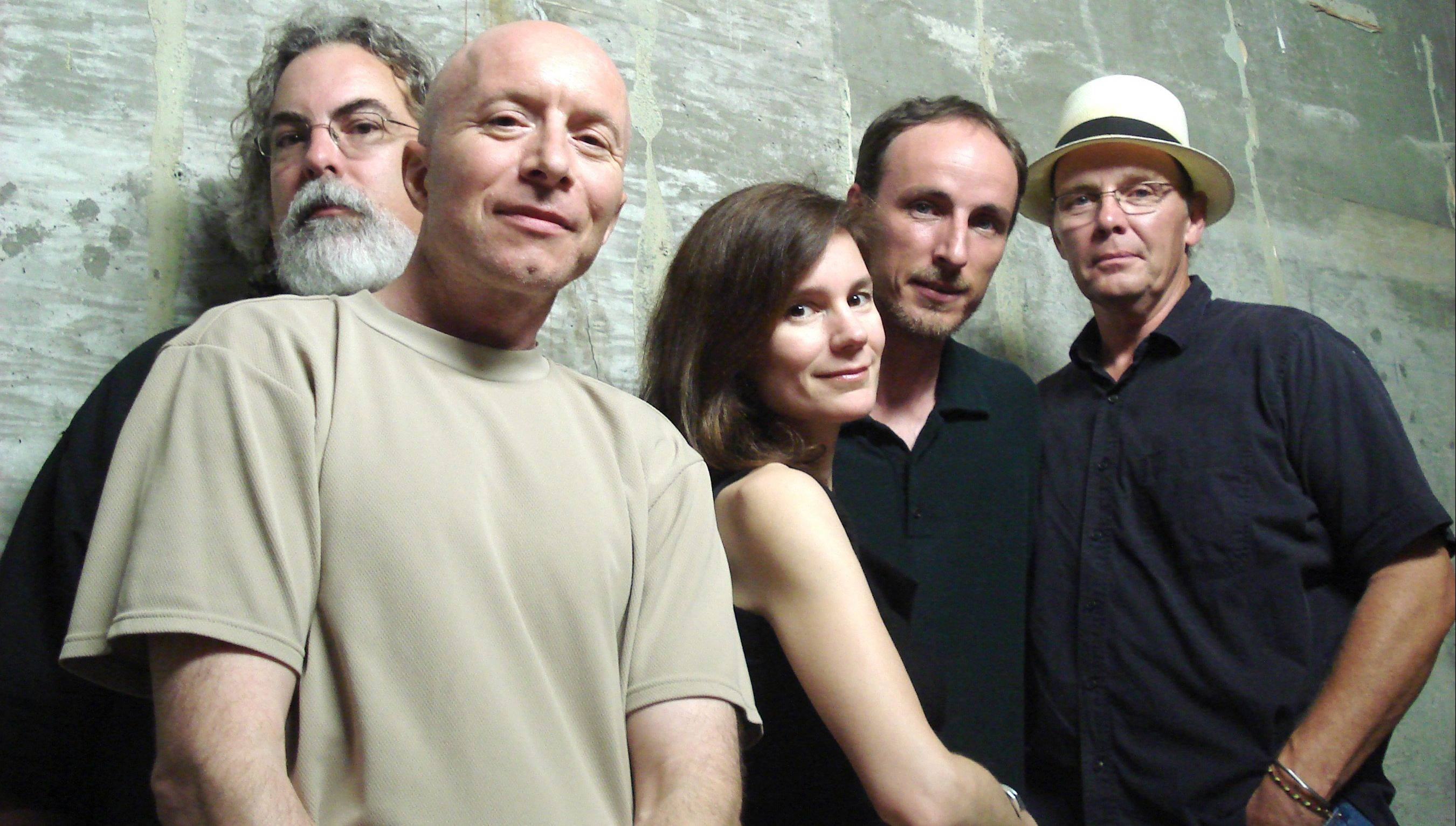 The band 10,000 Maniacs will be the big act Saturday night on the music stage.