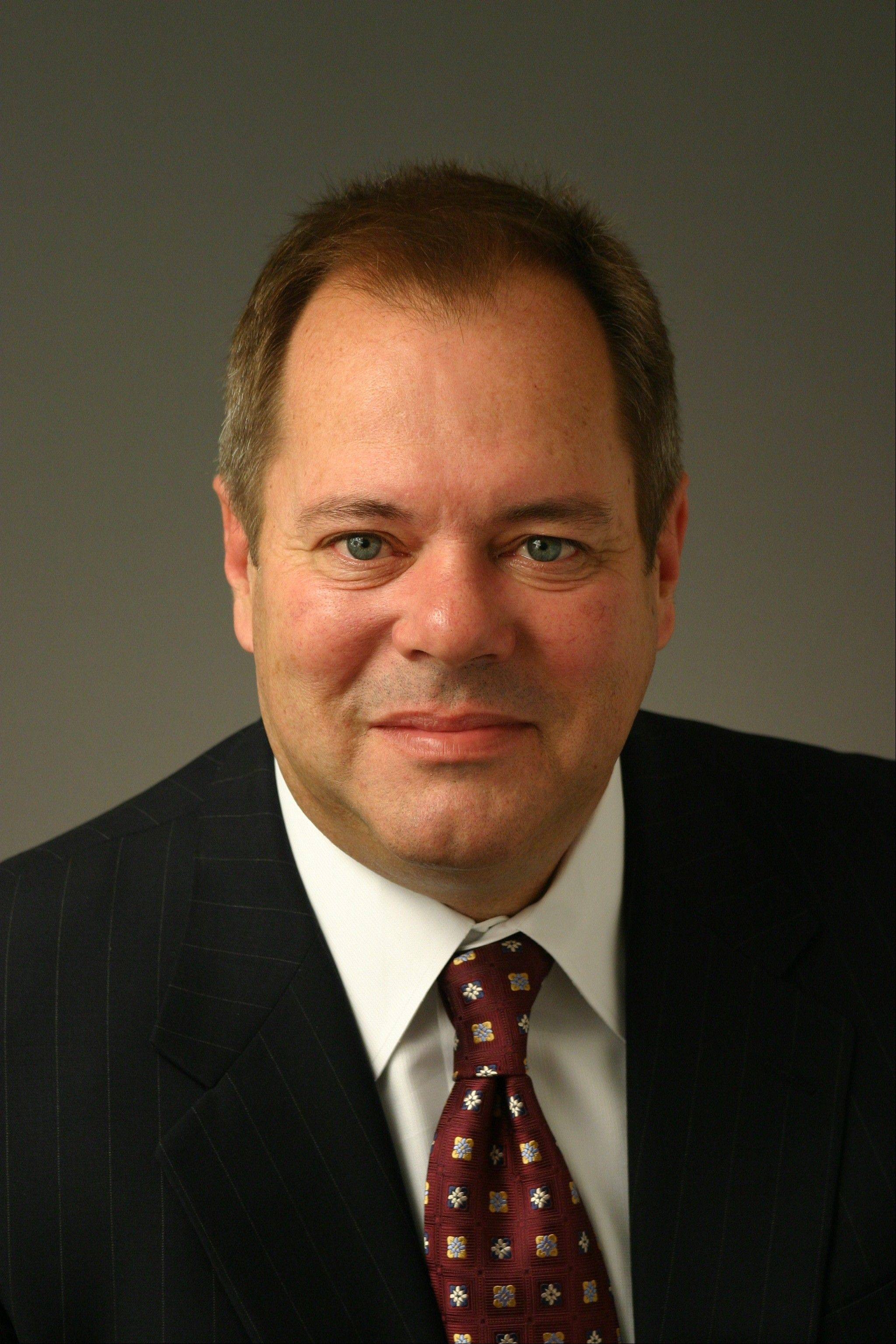 Mark Bishof, CEO of Schaumburg-based Flexera Software