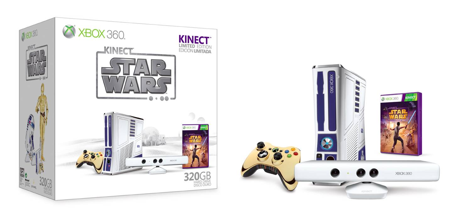 "Microsoft Corp. unveiled the ""Kinect Star Wars"" gaming system at a Comic-Con panel on Thursday."