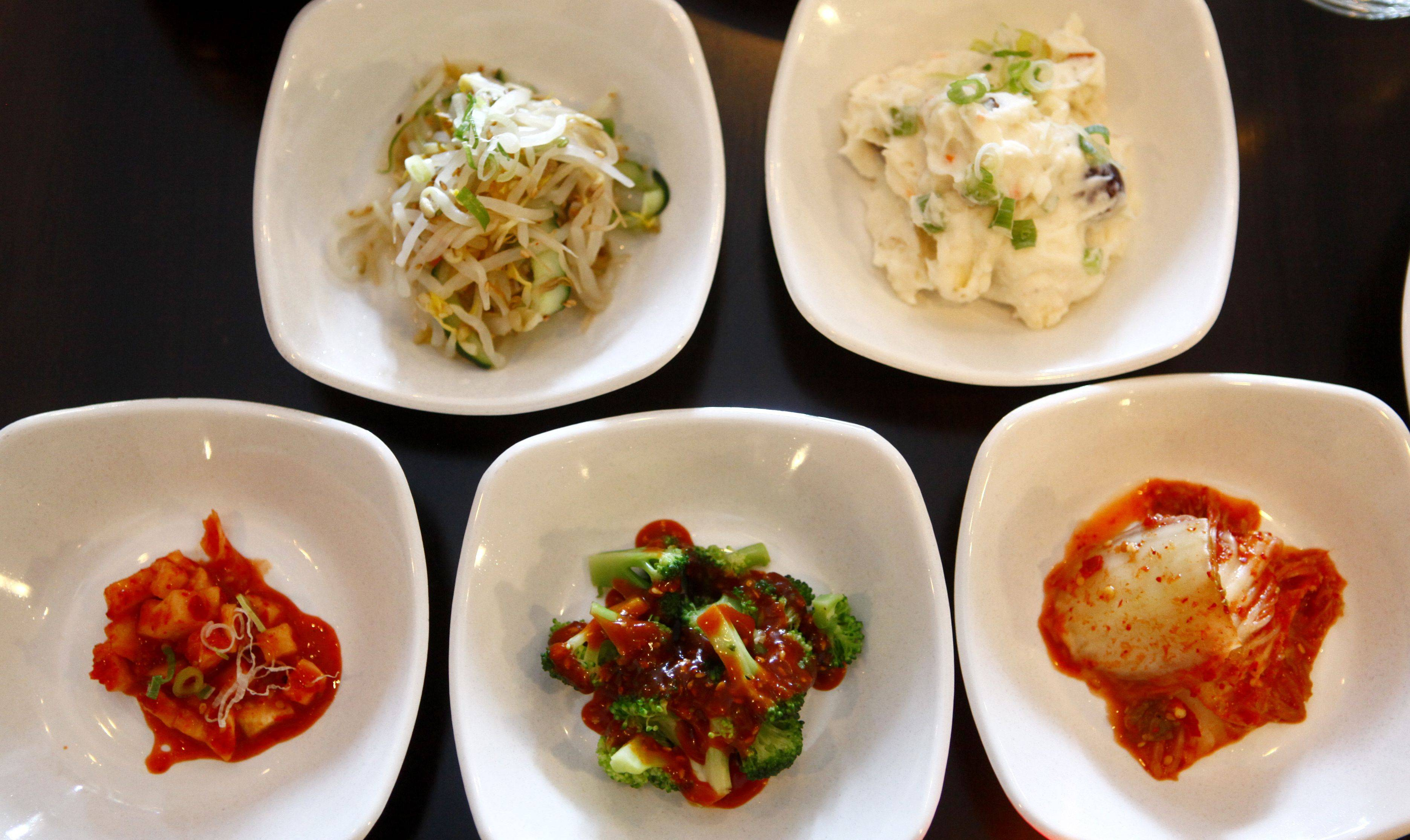 Ttowa adds special touches to traditional Korean dishes.