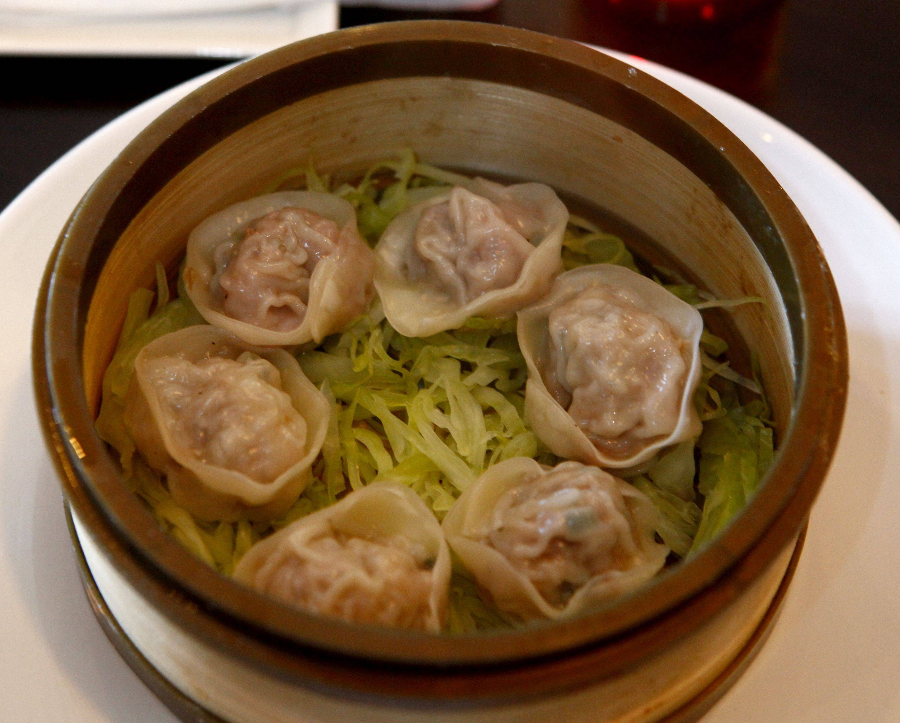 Don't miss Ttowa's dumplings, a specialty served either steamed or fried and made with a choice of fillings.