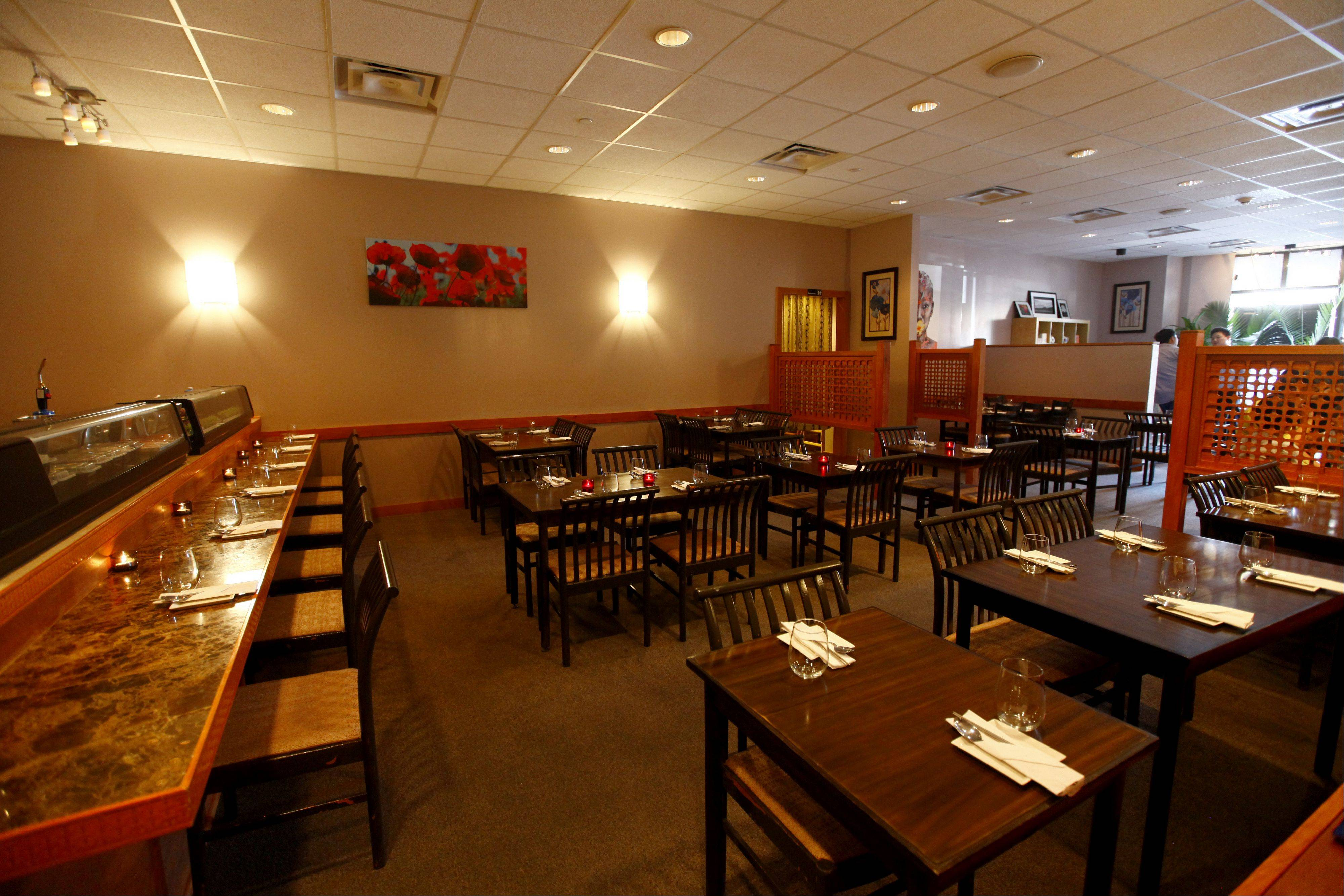 Ttowa opened recently in downtown Arlington Heights.